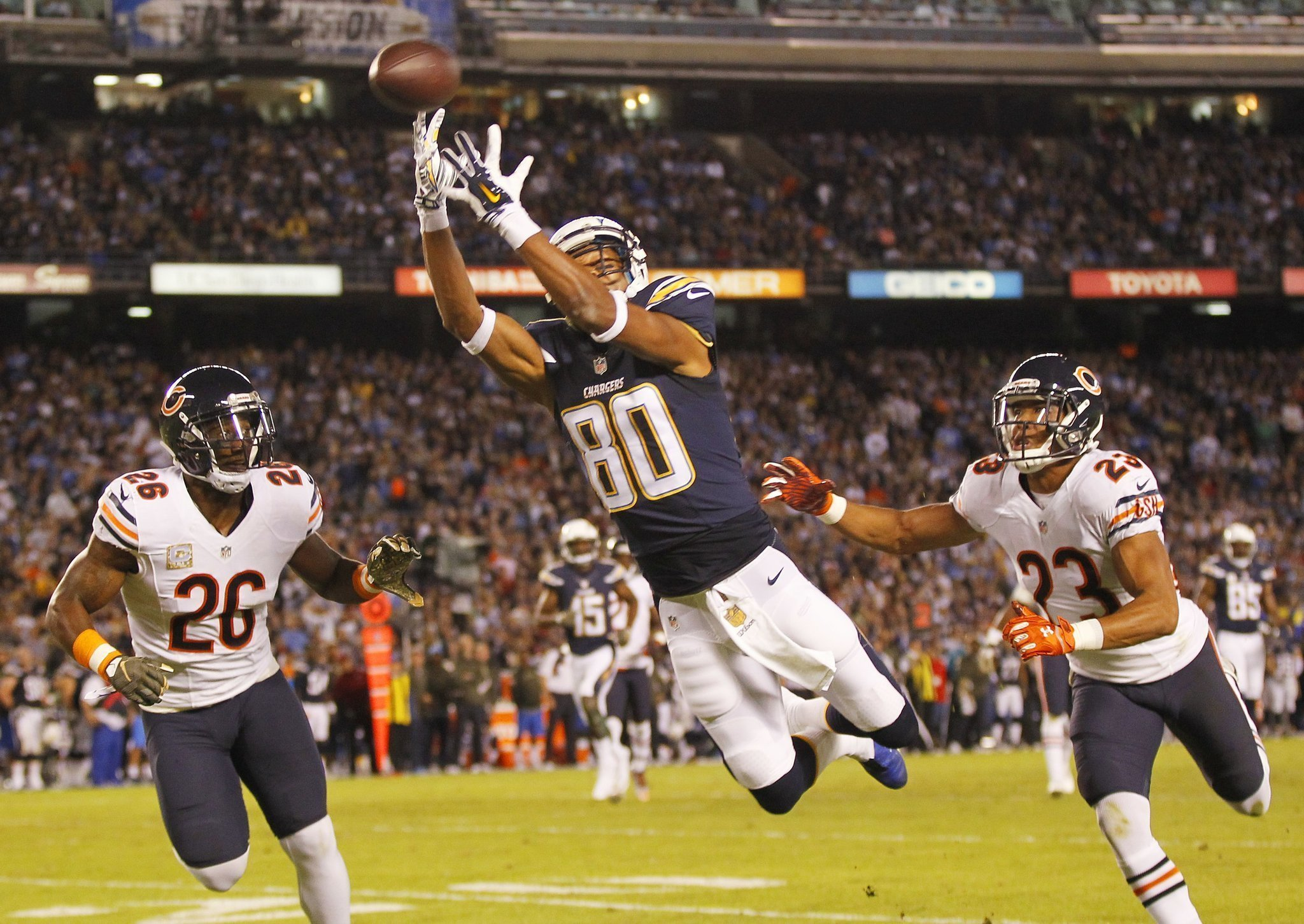 Malcom Floyd S Lone Worry Is Falling On Shoulder The