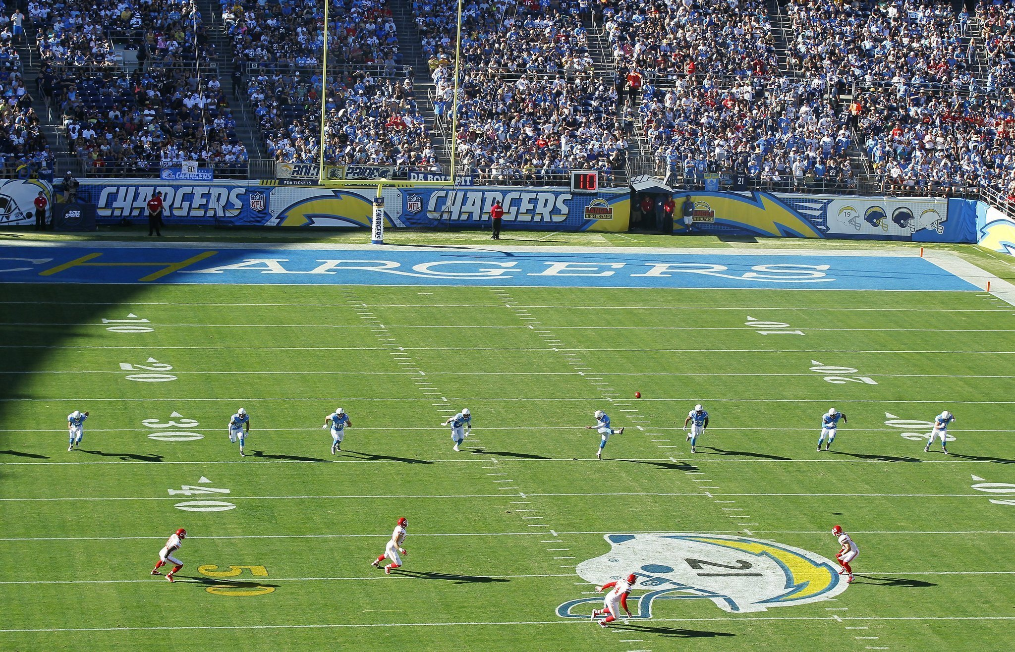 At Least Chargers Loss Was Special The San Diego Union
