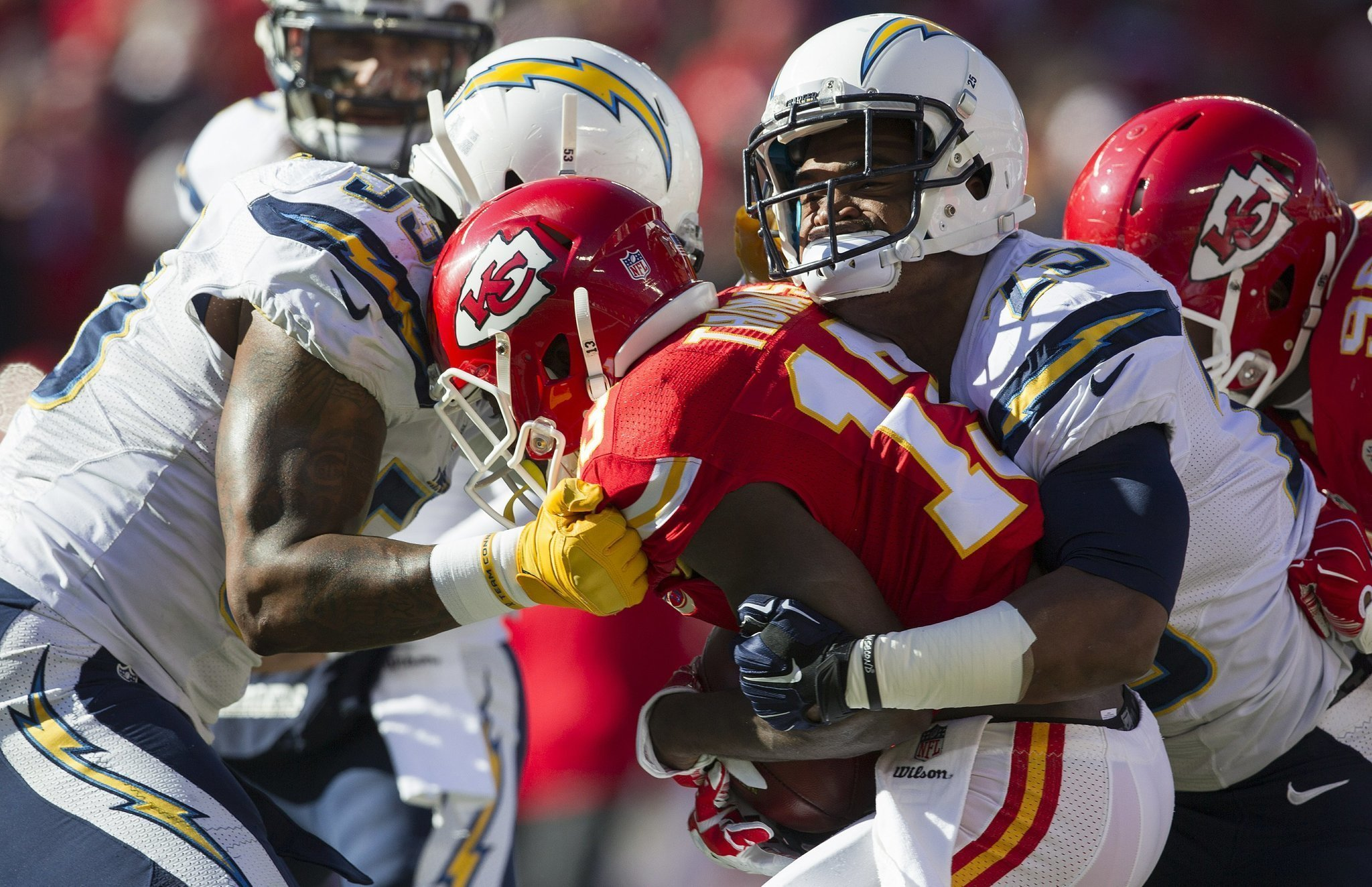 Chargers Face West Coast Offense Of Chiefs The San Diego