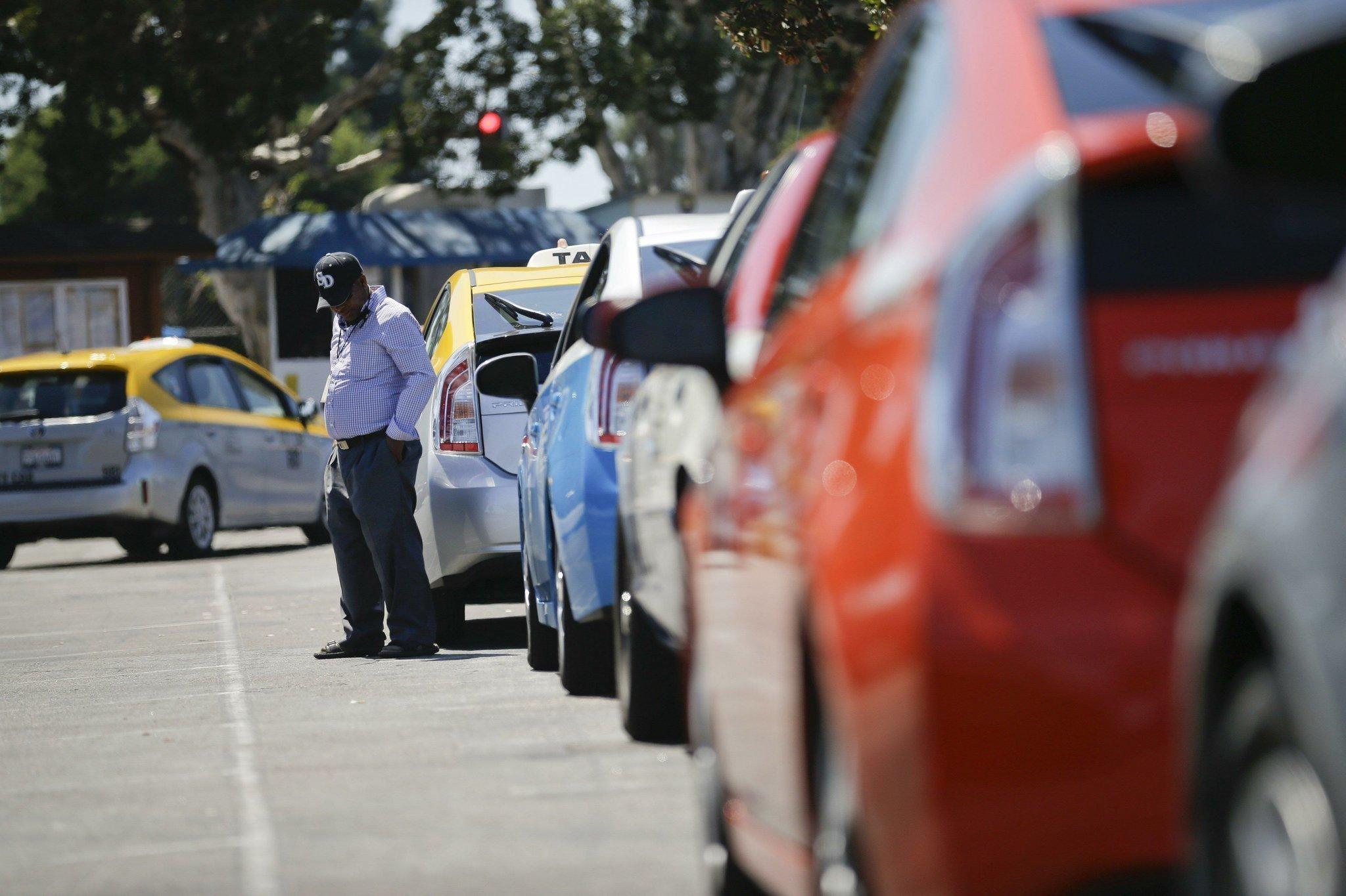 Hybrid Rebates Program Helps Taxi Companies Switch To Hybrids The San Diego