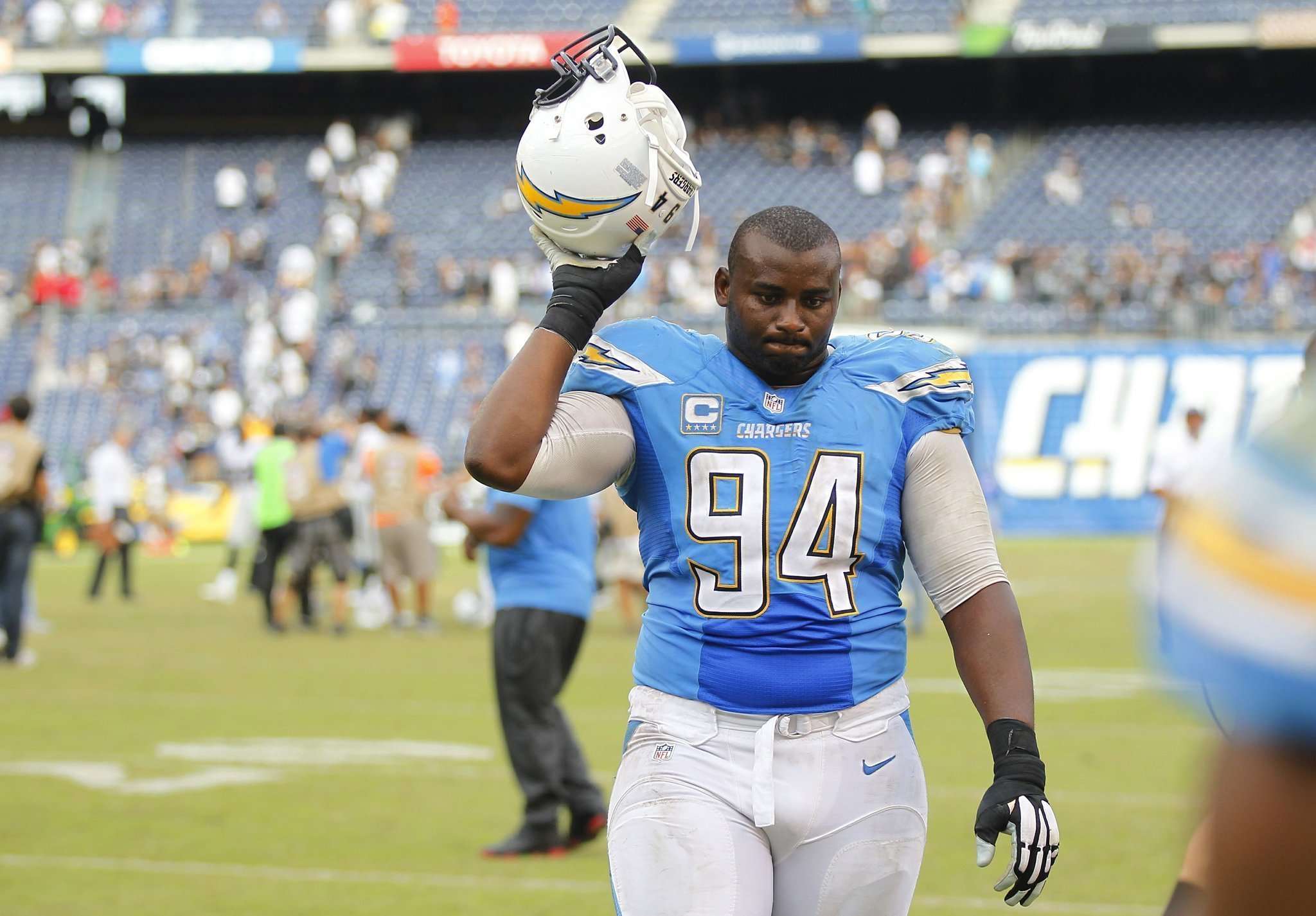 Ailing Chargers submit final injury report The San Diego Union