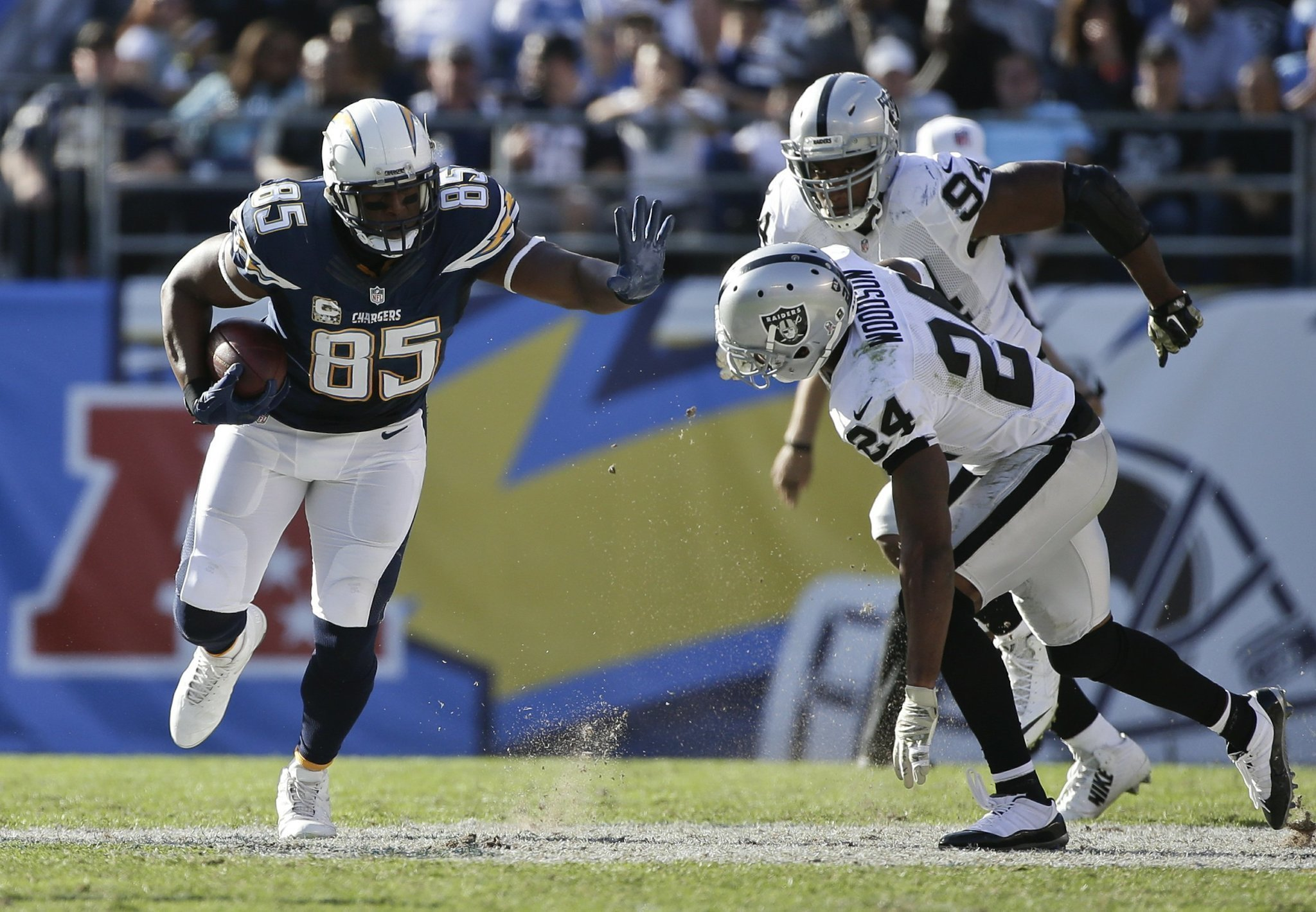 Antonio Gates inactive vs Raiders The San Diego Union Tribune