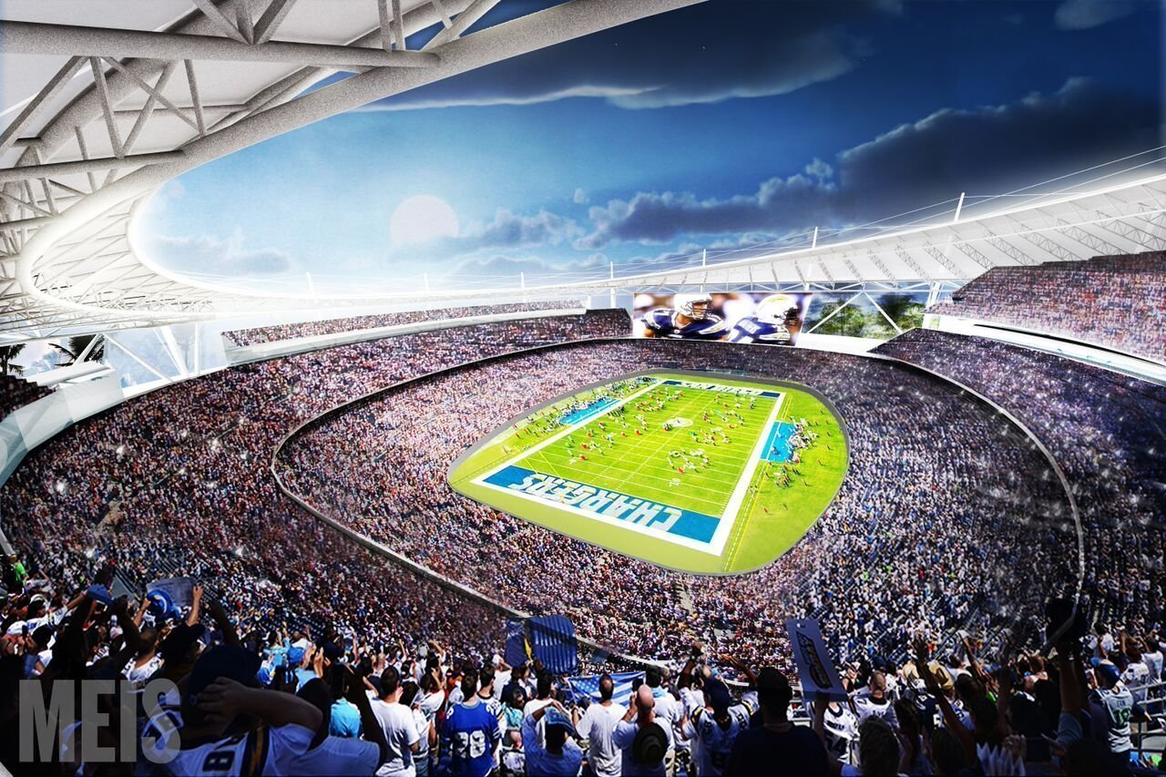 Chargers Plan To File L A Relocation Papers The San