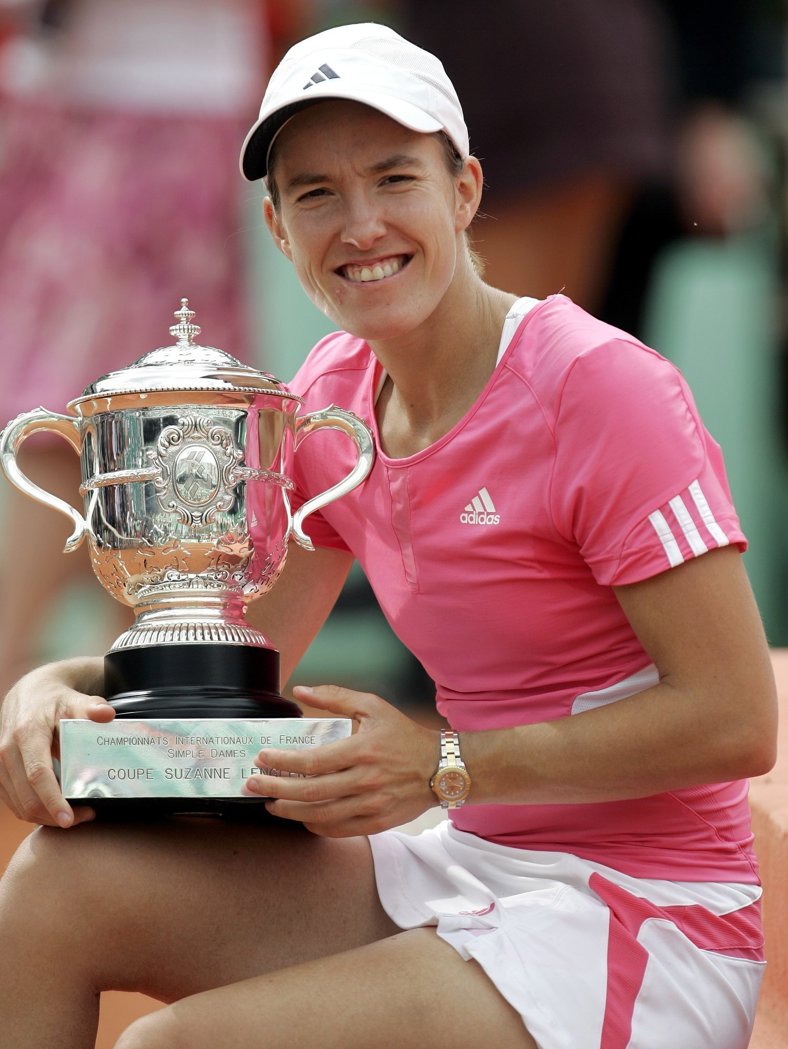 Henin Safin nominated for International Tennis Hall of Fame The