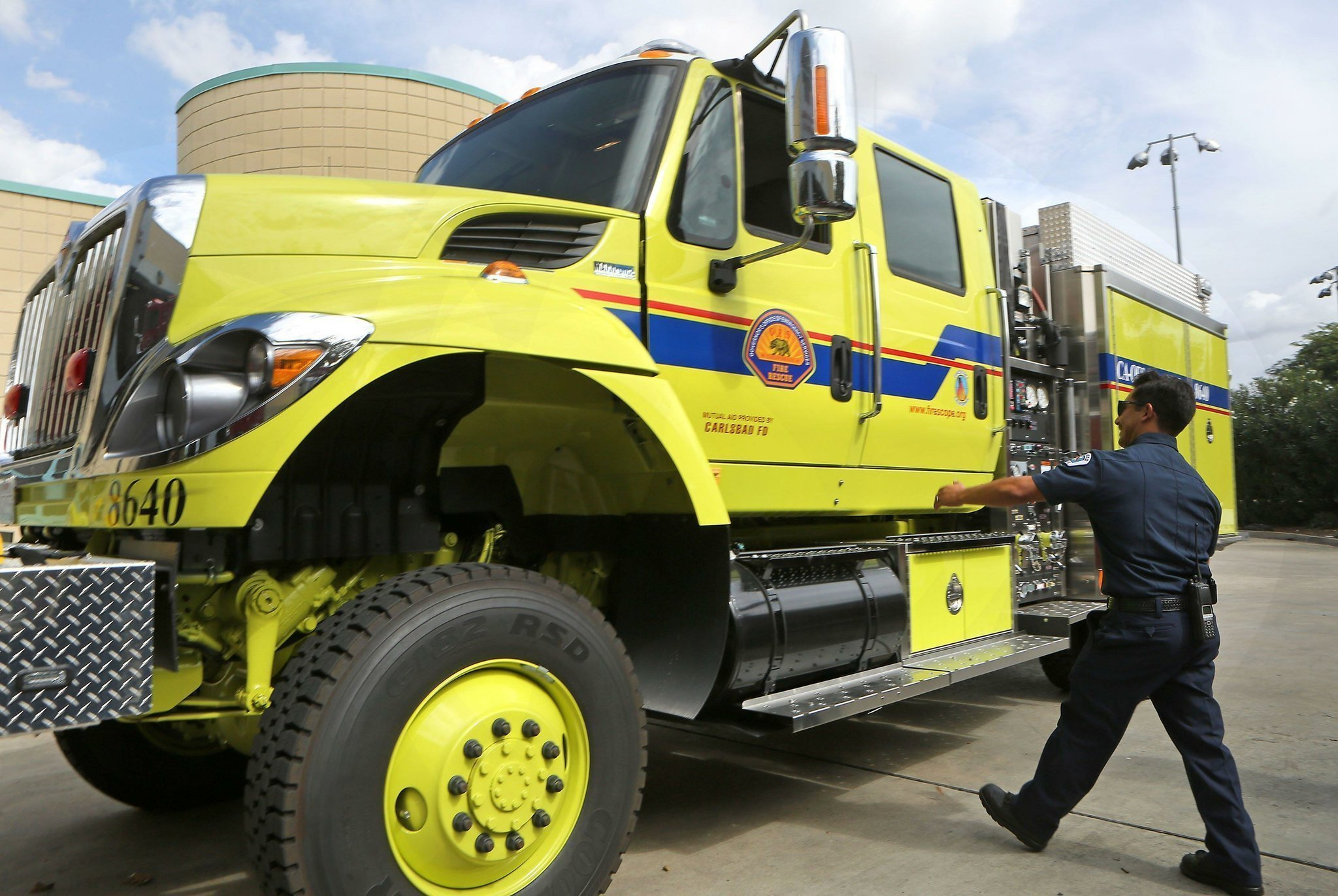 Image result for carlsbad fire department oes