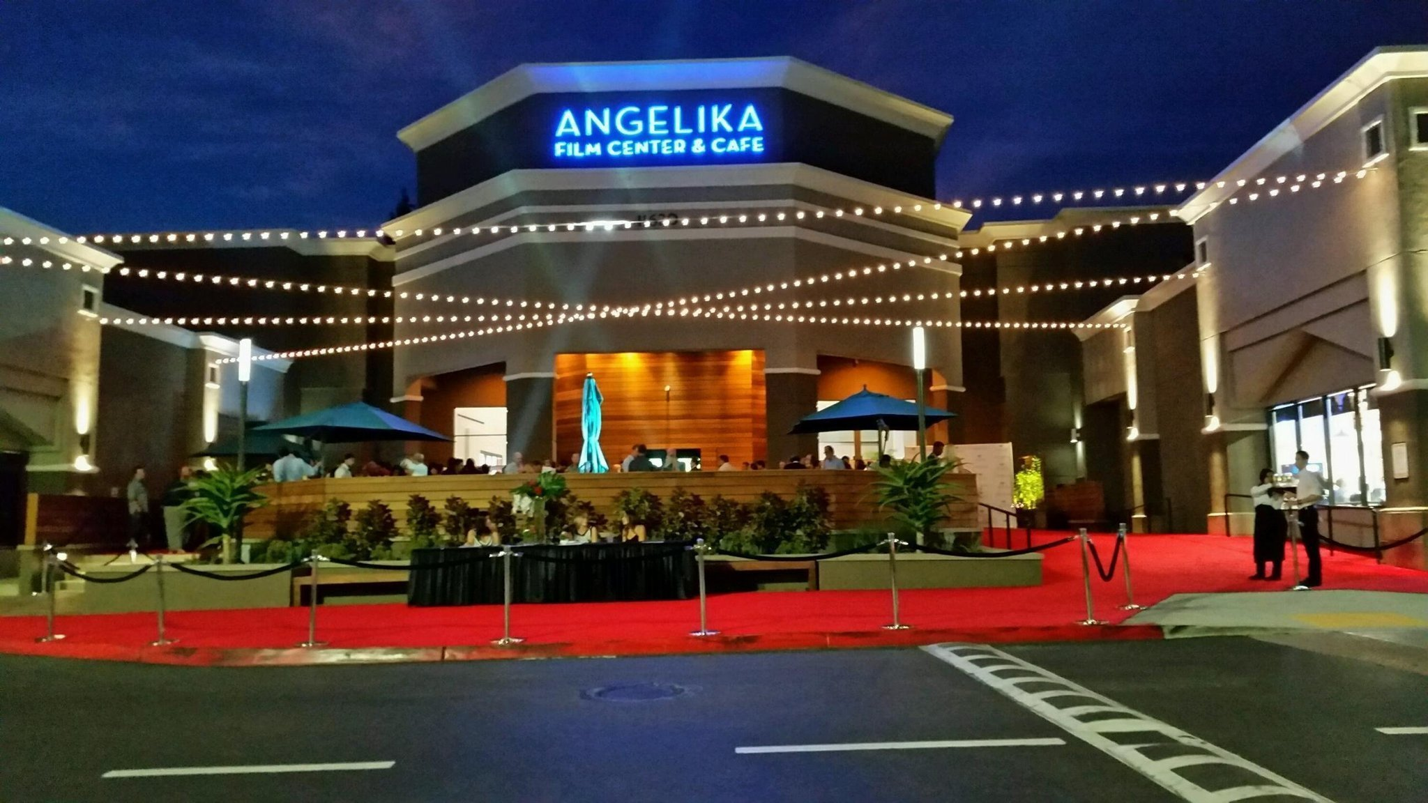 The angelica movie theater