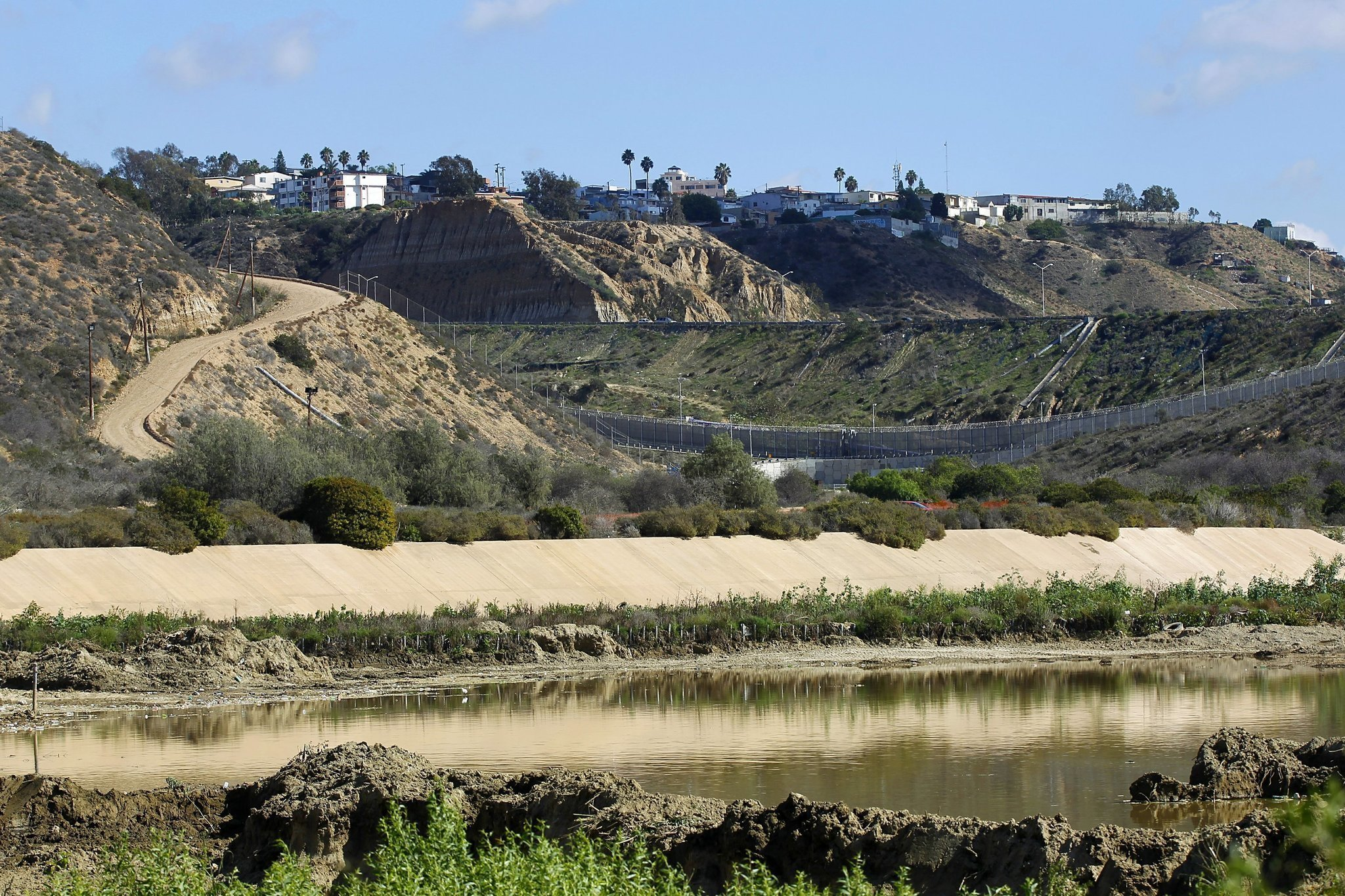 U S Mexico accord focuses on the Tijuana River watershed The