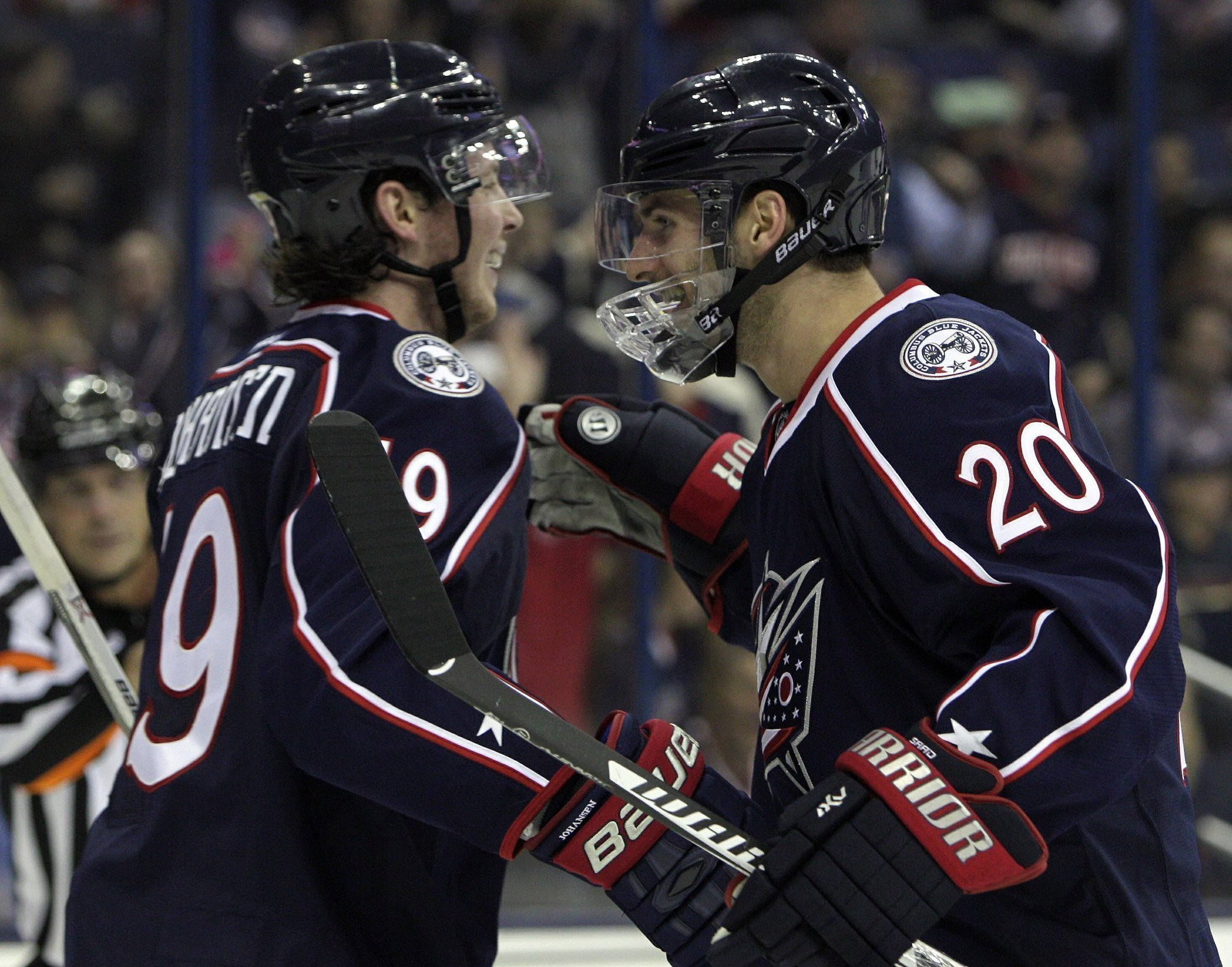 Blue Jackets looking for fewer injuries return to playoffs - The