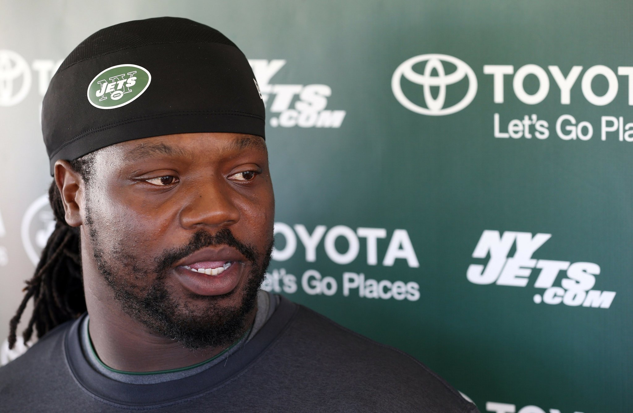 Getting To Know Jets nose tackle Damon Harrison The San Diego