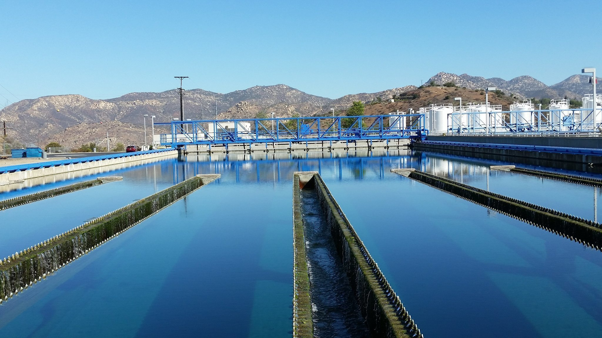Helix water treatment plant celebrates 50 years The San Diego