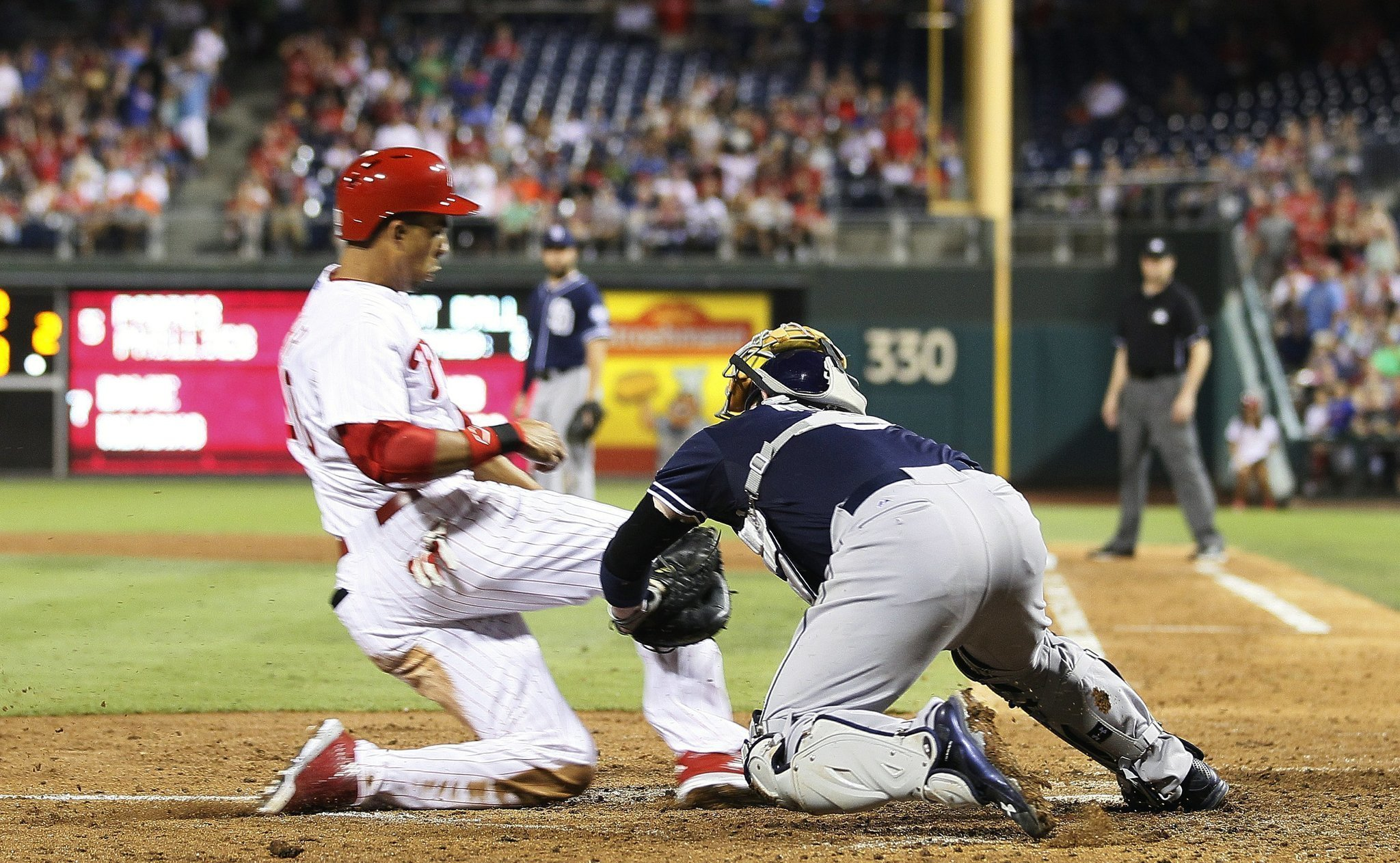 Padres catcher Derek Norris\' improvement behind plate is measurable ...
