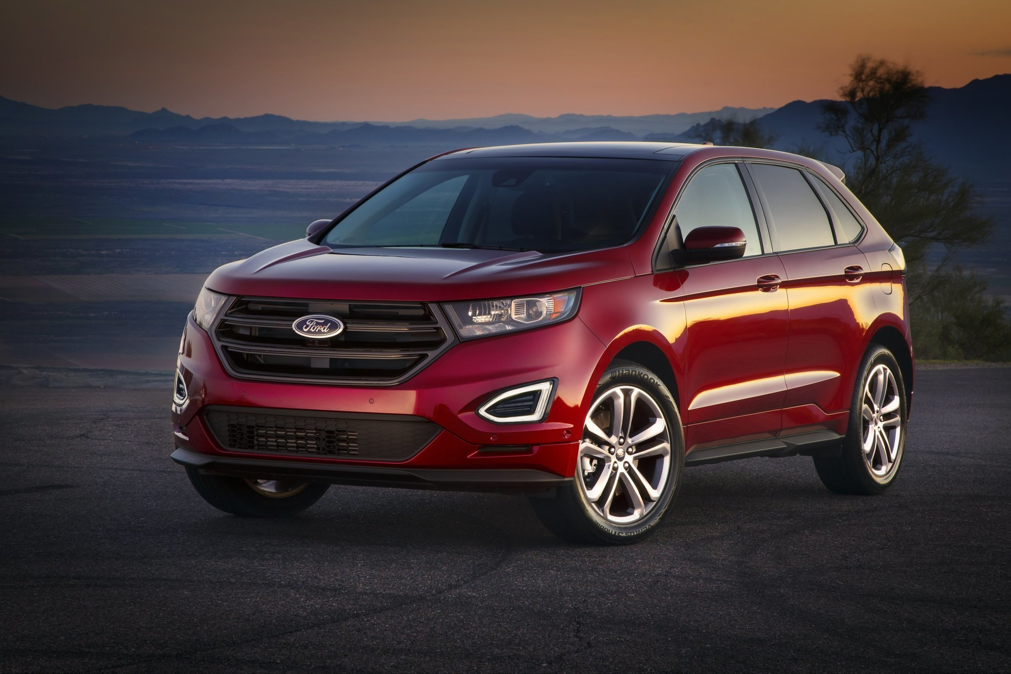 Ford Hones Redesigned Edge For Refinement And Features The Sango Union Tribune