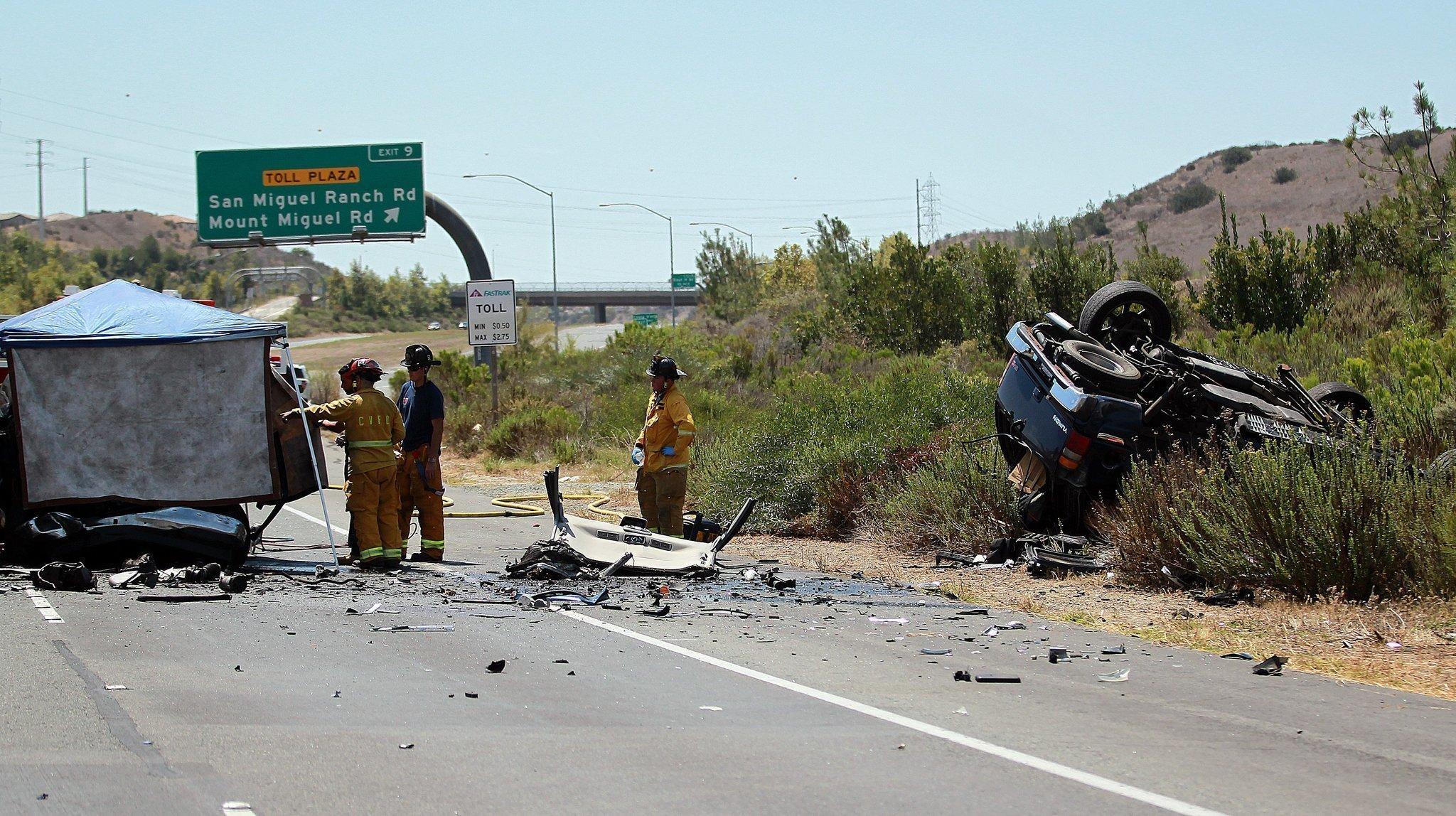 Chevrolet Suburban San Diego >> 2 La Mesa women killed in SR-125 crash - The San Diego Union-Tribune