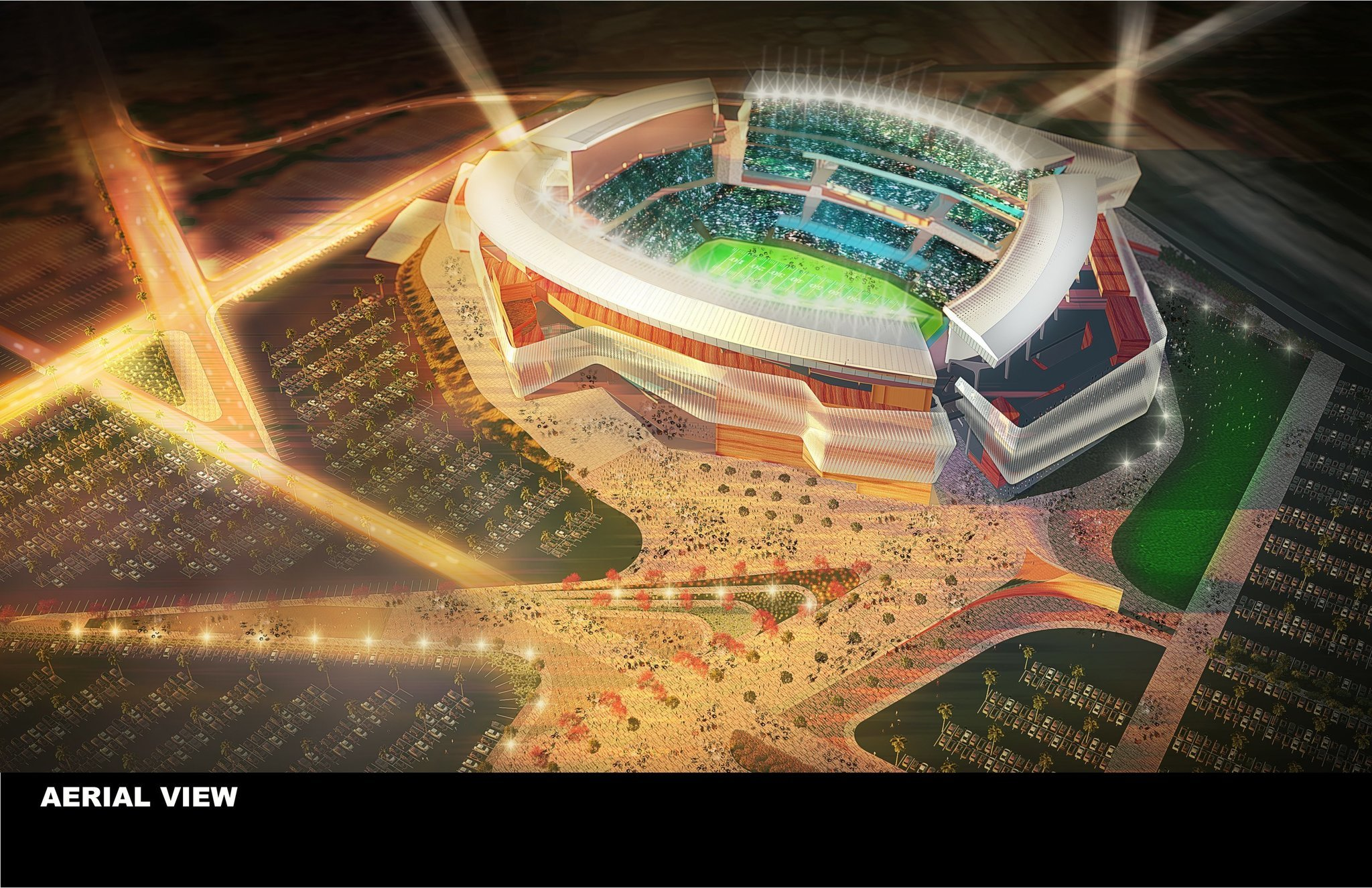 Photo Gallery San Diego Chargers Stadium Design