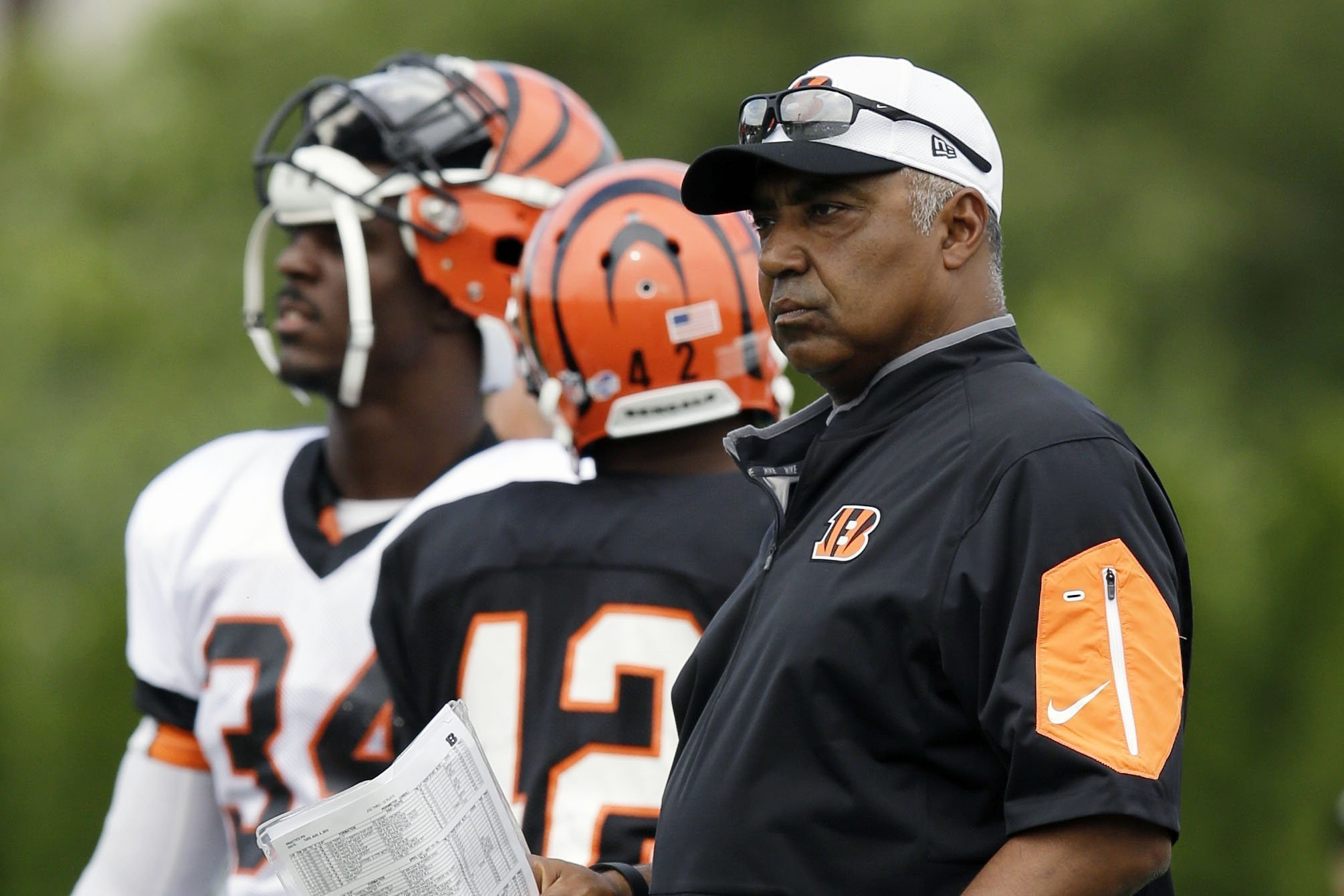 Image Result For Marvin Lewis Stays With