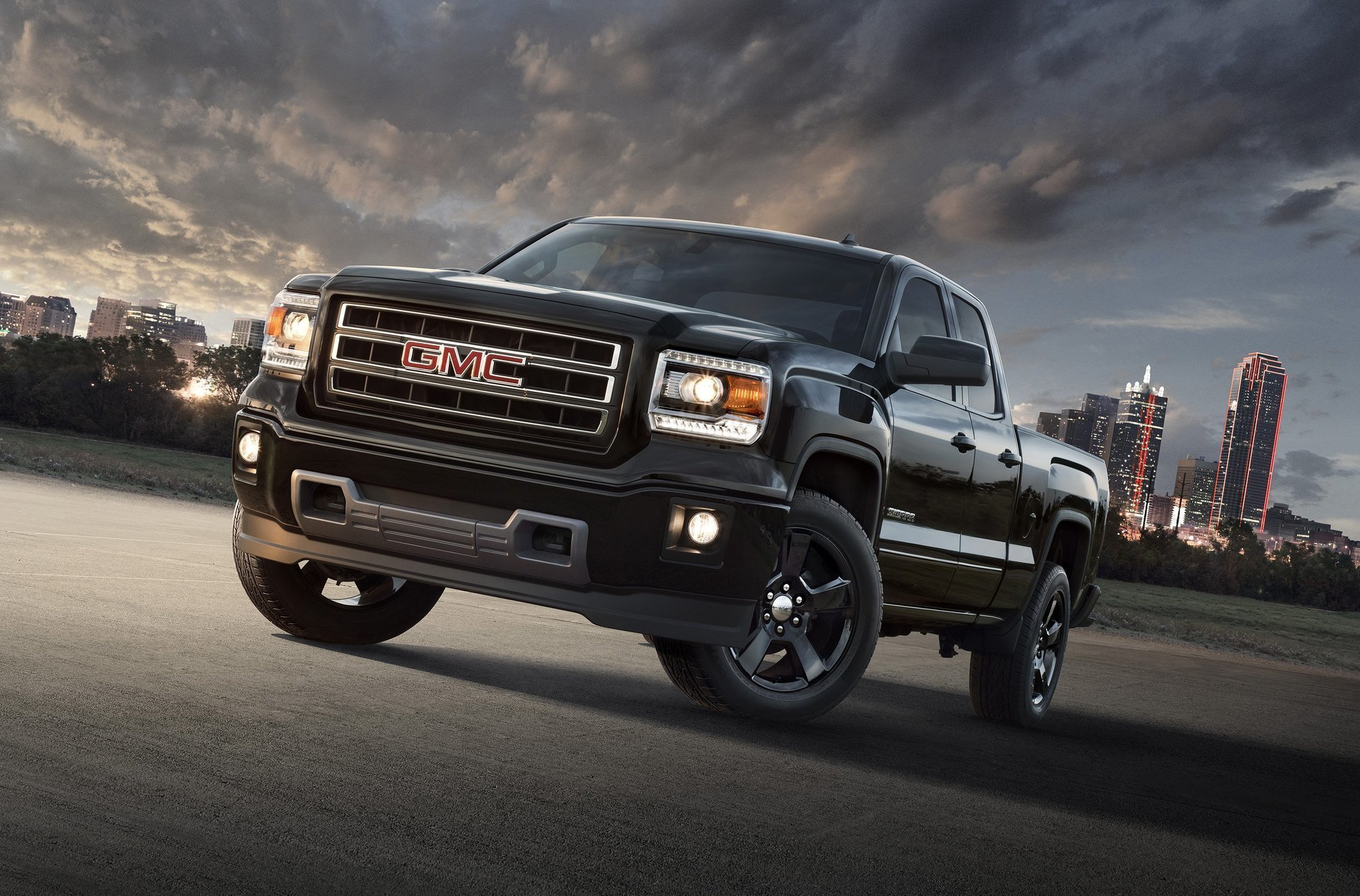 GMC Sierra Elevation Edition is ready for show and go The San