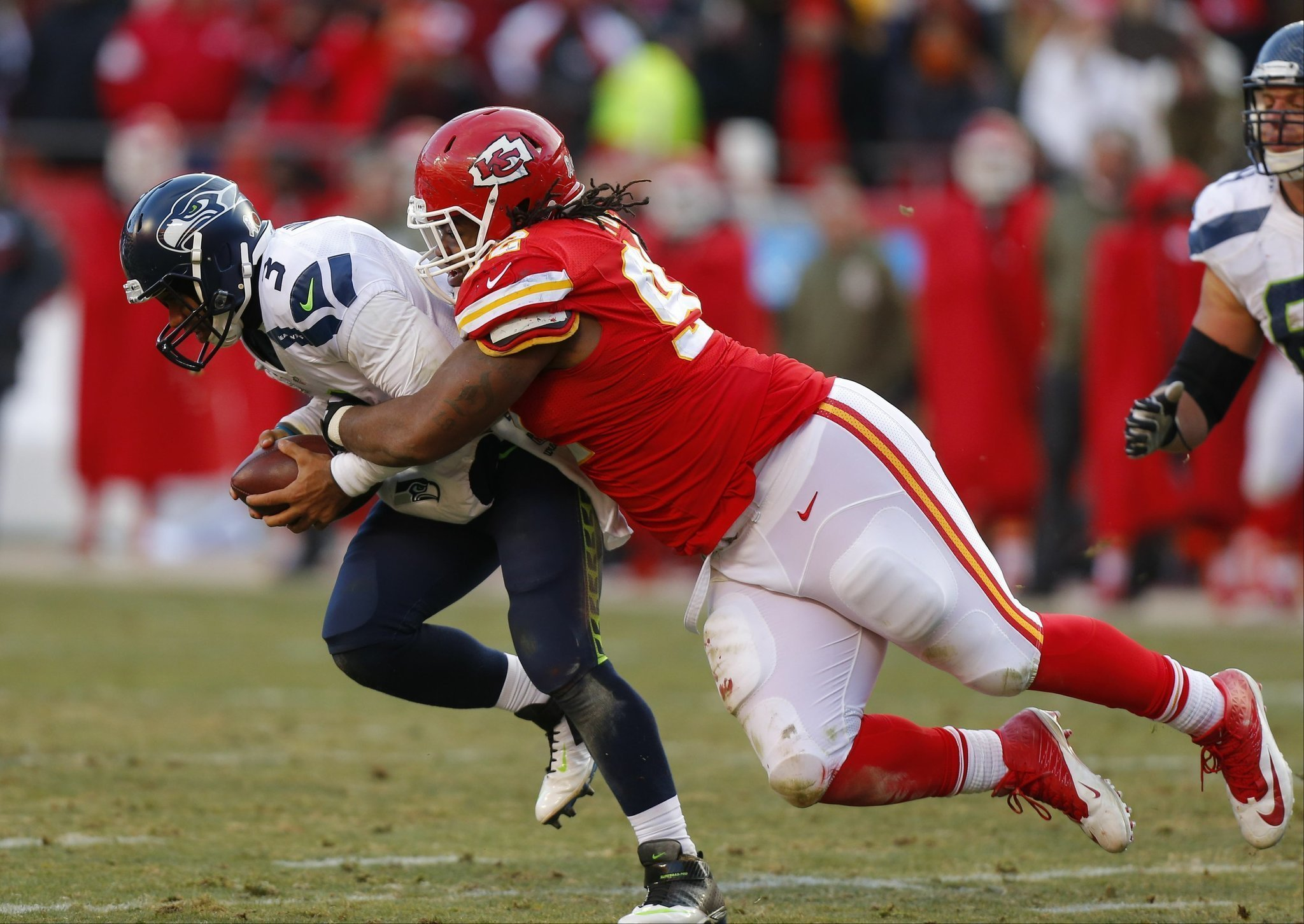 Chiefs Defender S Injury A Break For Chargers The San