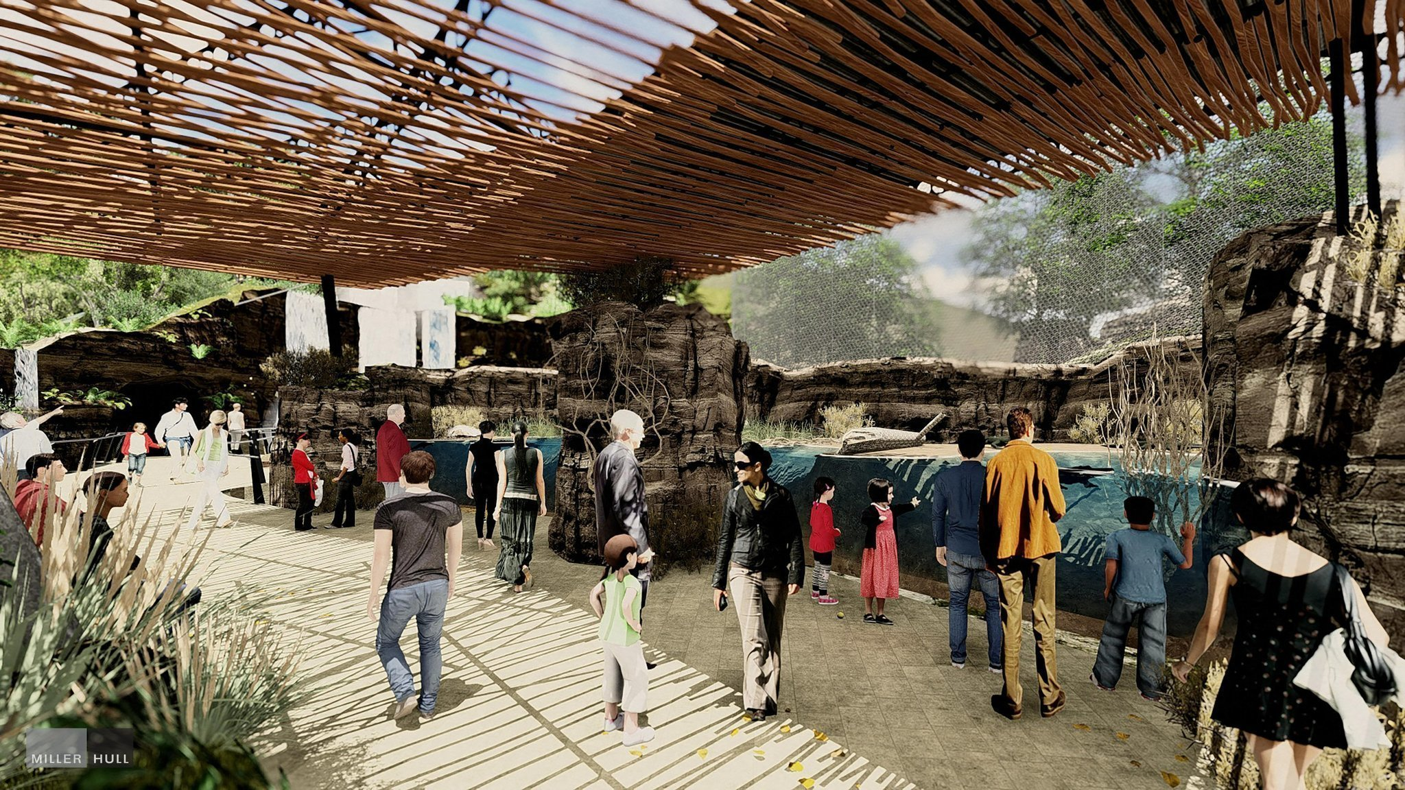 zoo s africa rocks will be largest attraction in its 99 year history