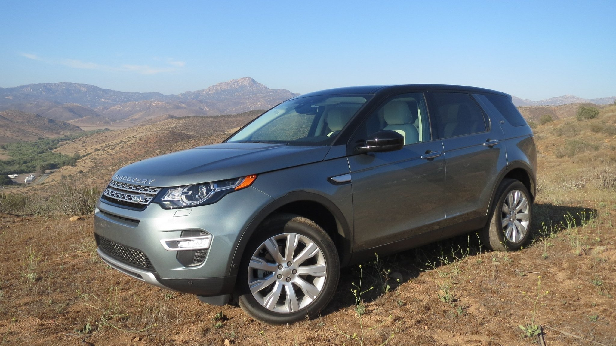 Land Rover s pact Discovery Sport is fit and refined The San