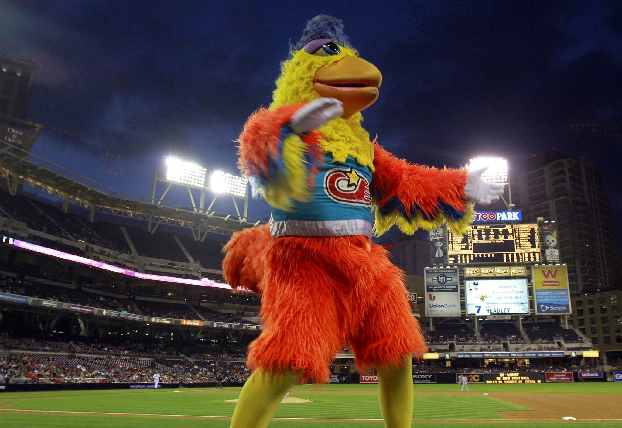 The Chicken S Still Kicking The San Diego Union Tribune