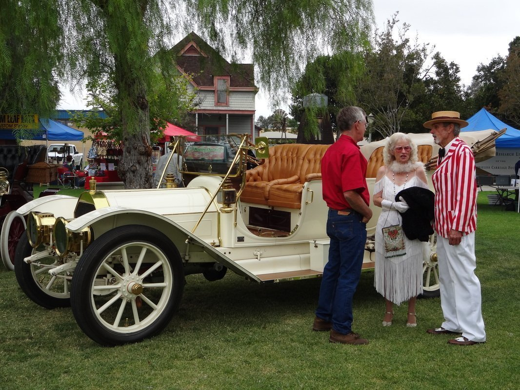 Car Buffs Show Hot Rods At Grape Day Park The San Diego UnionTribune - American heritage car show