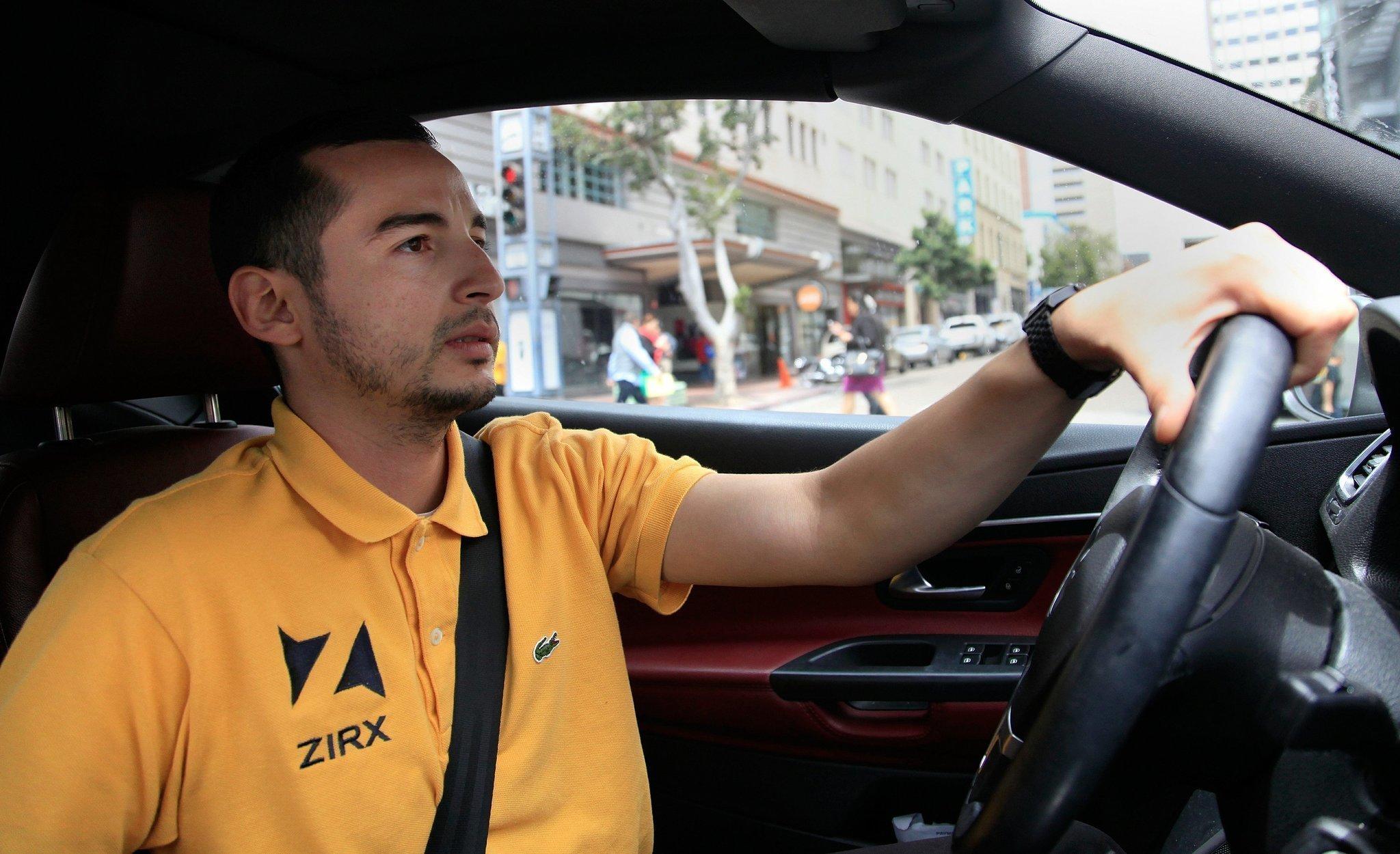 zirx parking app is your personal valet the san diego union tribune