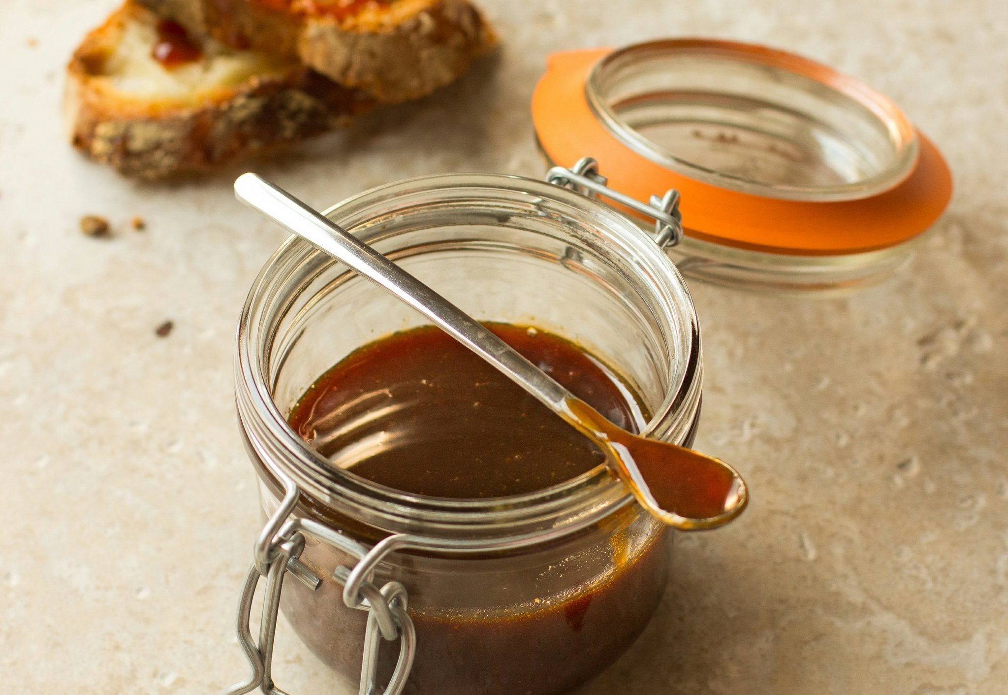How to Thicken Caramel Sauce