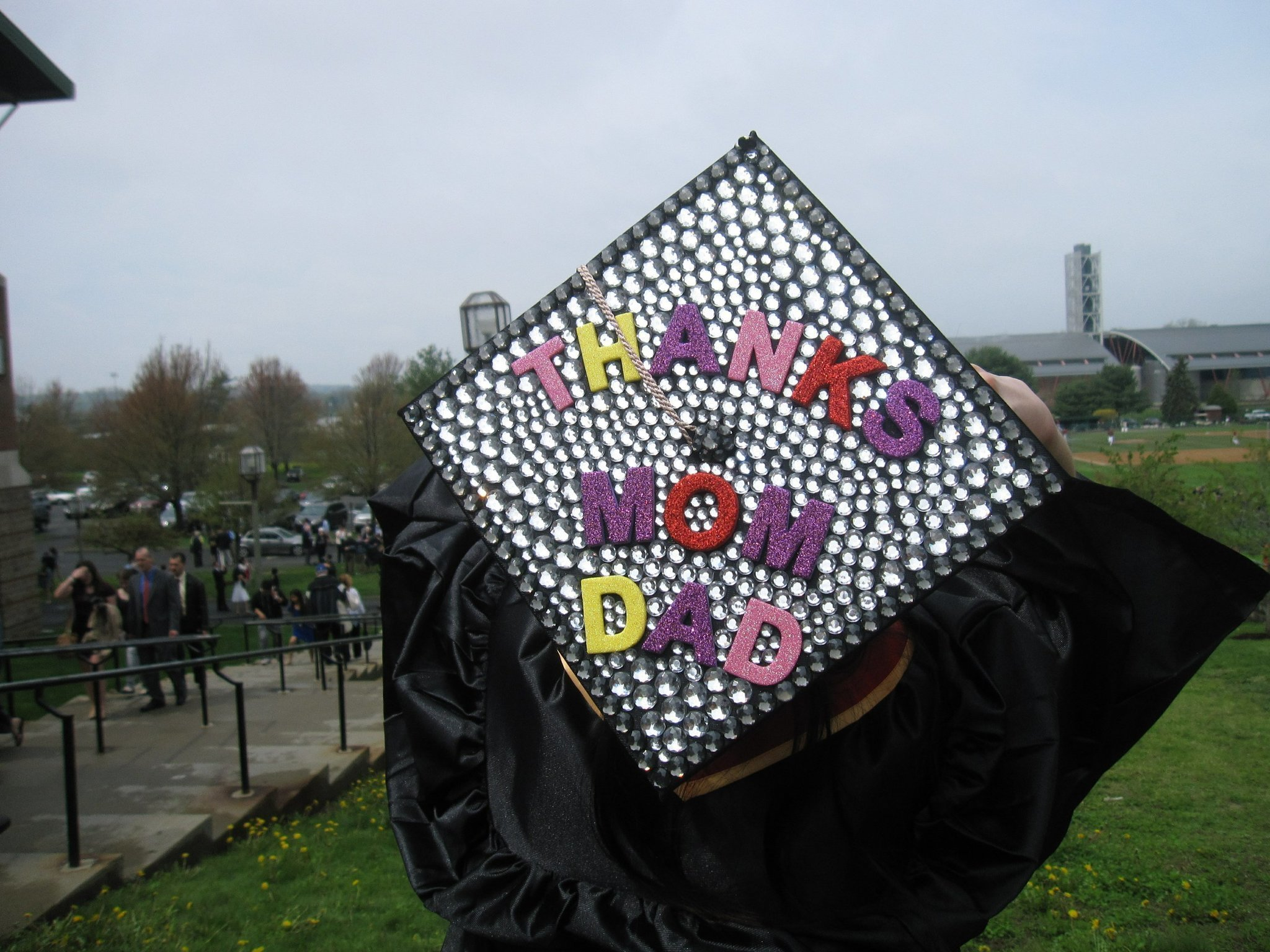 Want to stand out in cap and gown? Decorate the mortarboard - The ...