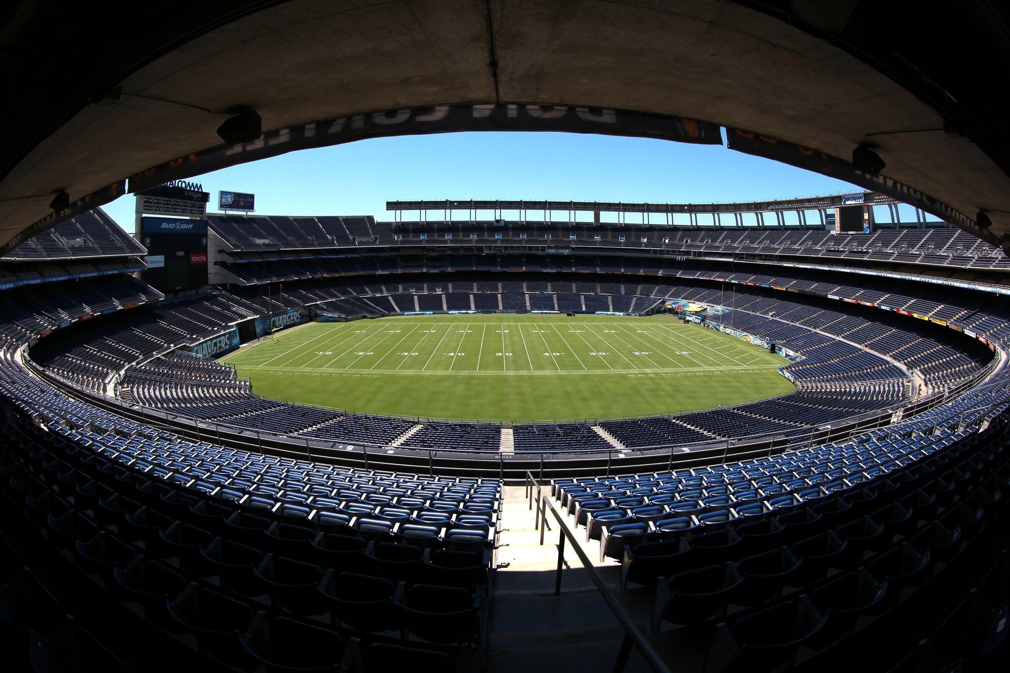 Nfl Spurred Sd Stl La In Stadium Game The San Diego