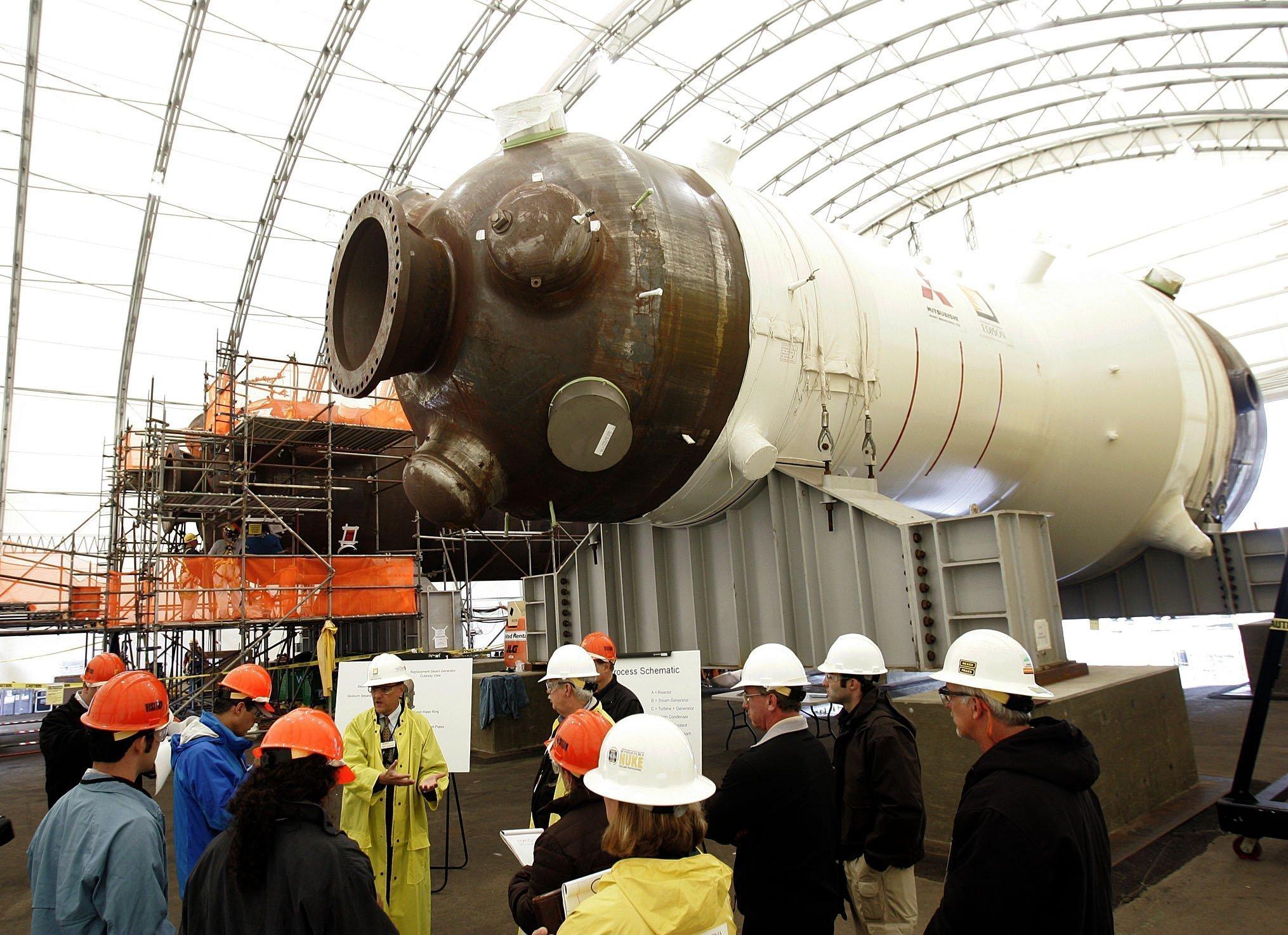 No mea culpa in nuclear plant failure The San Diego Union Tribune