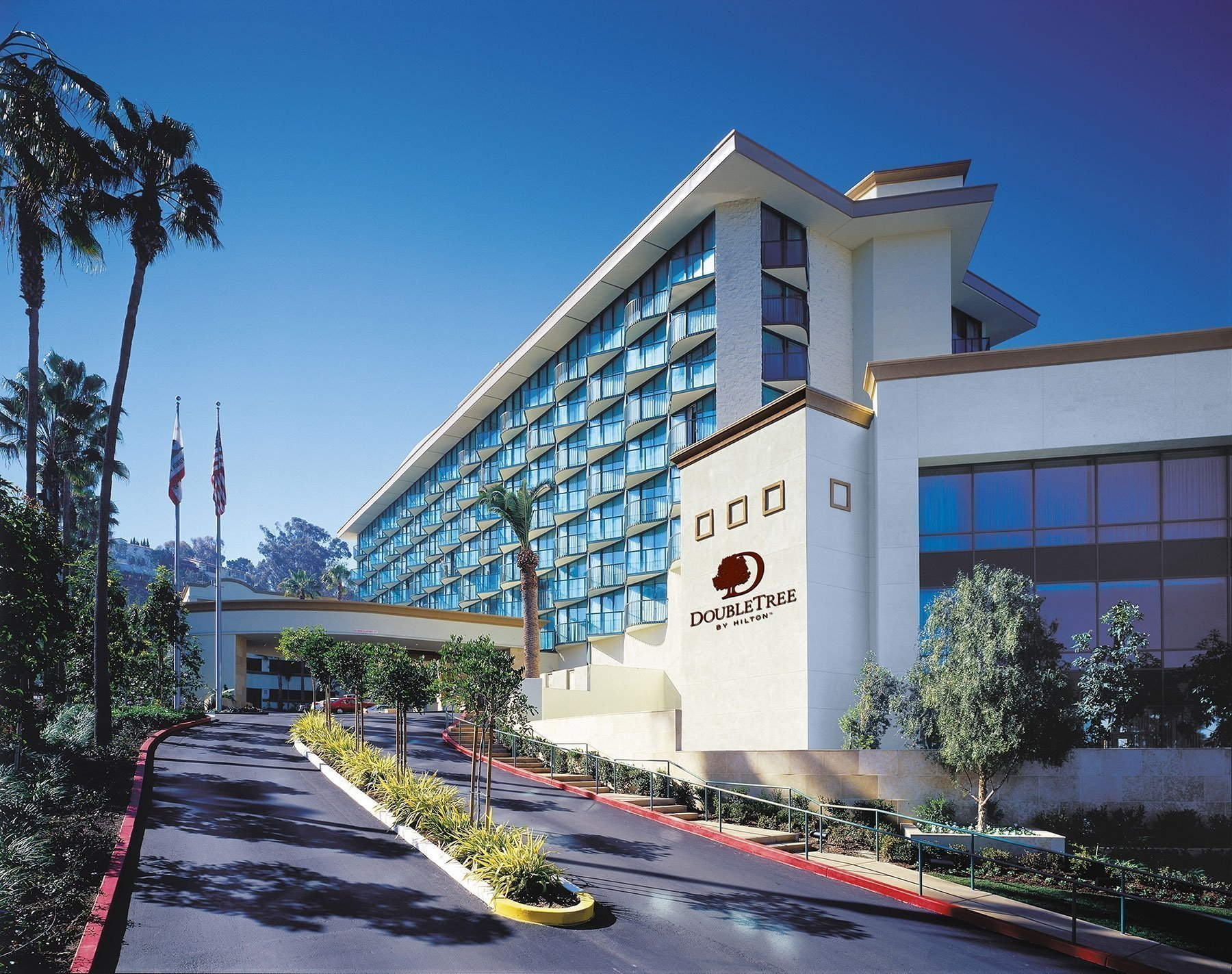 The Doubletree Hotel In Mission Valley S For More Than 49 Million San Go Union Tribune