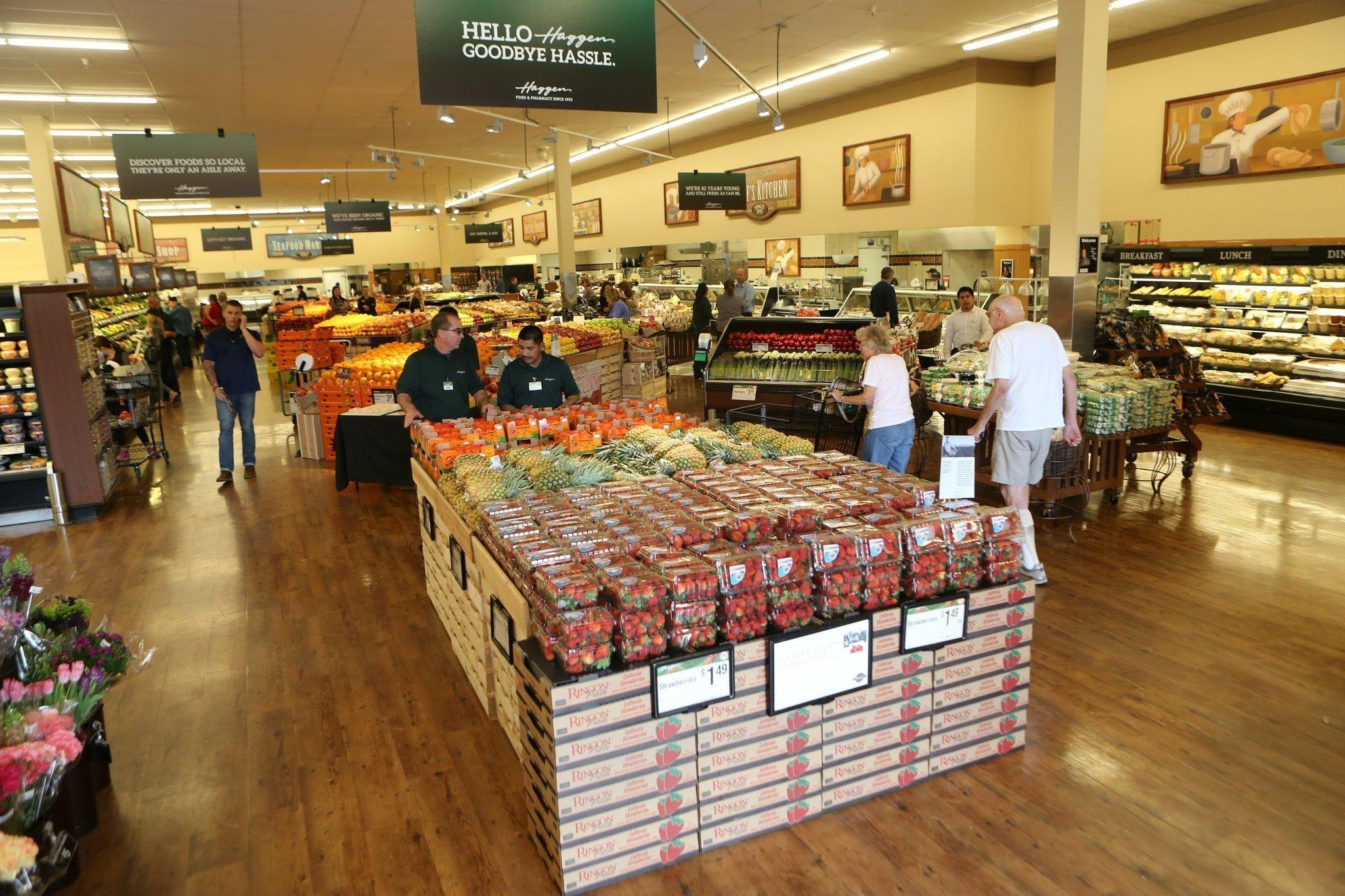 Bellingham Natural Food Stores