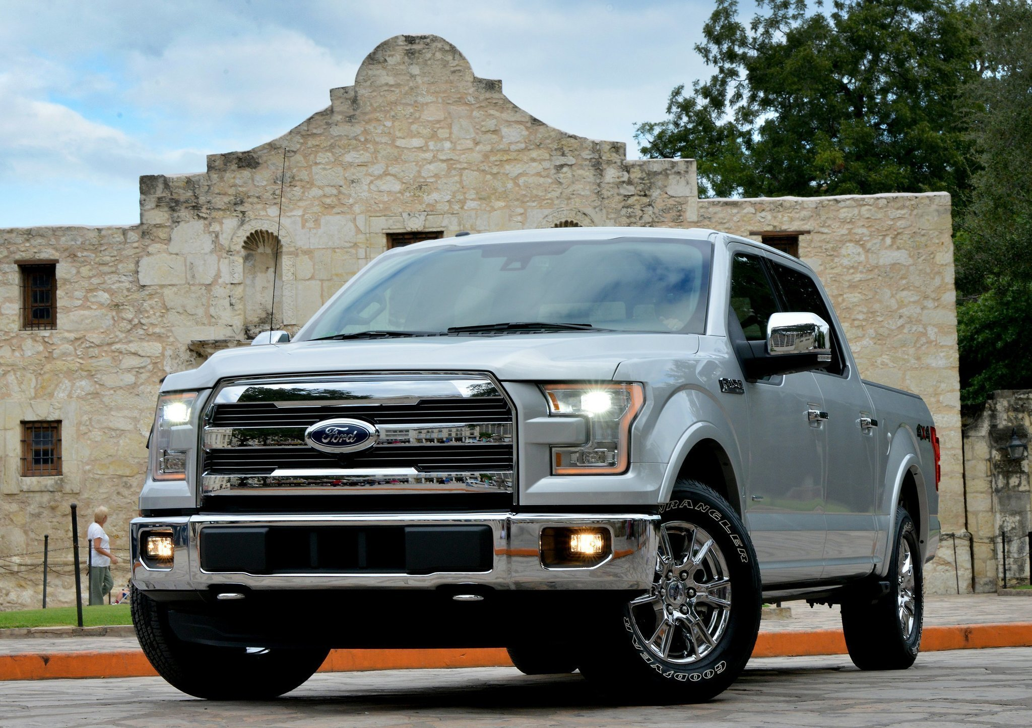 Ford f 150 makes a leap of technologies innovations the san diego union tribune