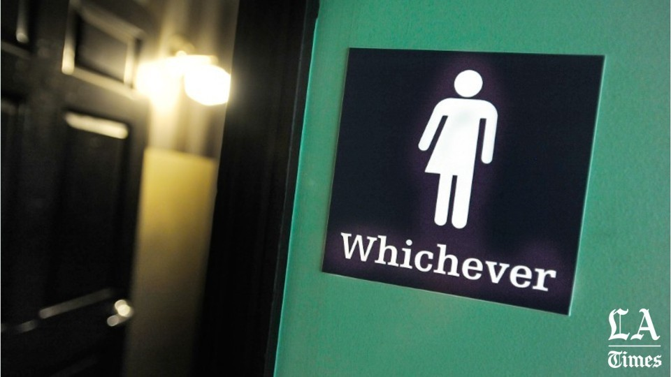 transgender bathroom controversy la times