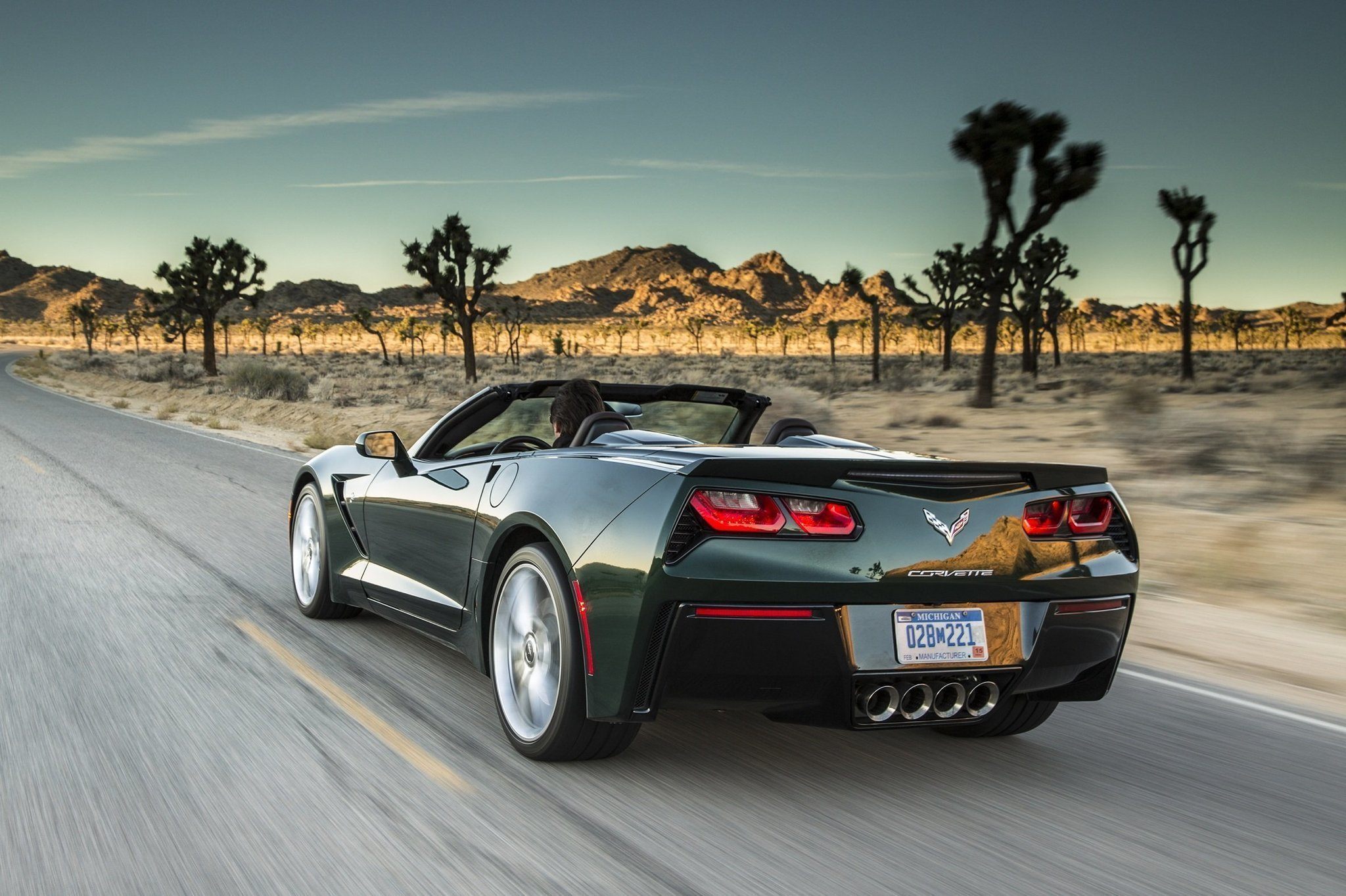 460 hp stingray convertible is a rowdy v8 smile maker the san diego union tribune. Black Bedroom Furniture Sets. Home Design Ideas