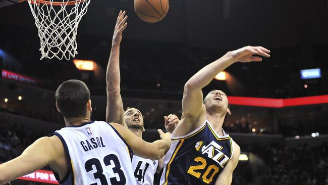 Image result for gordon hayward marc gasol
