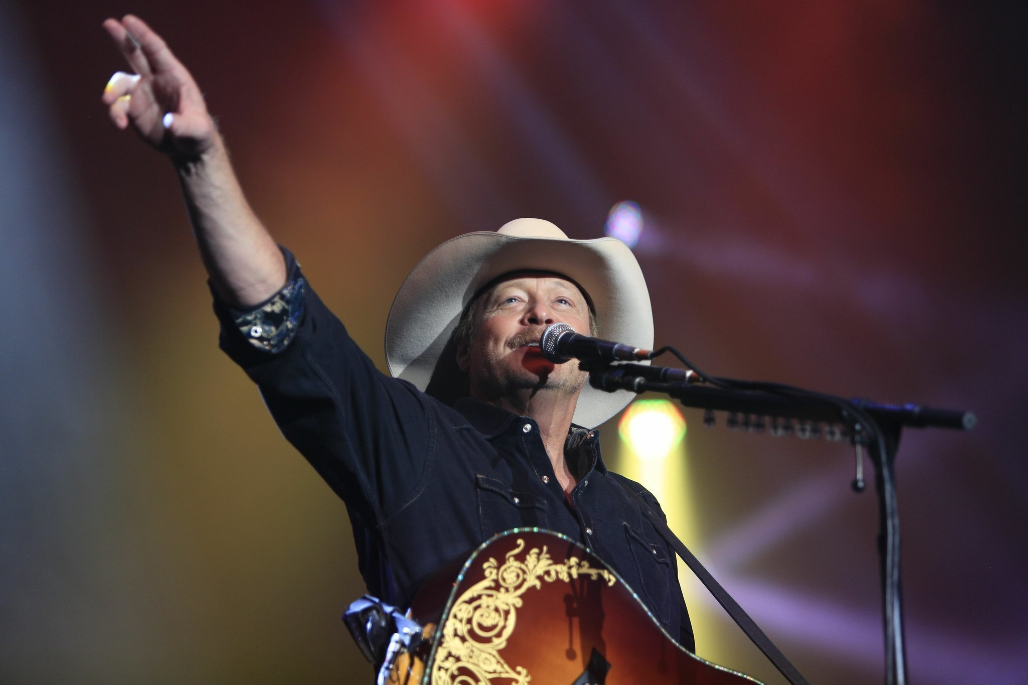 Alan Jackson Rocks San Diego With Keepin It Country Tour The San
