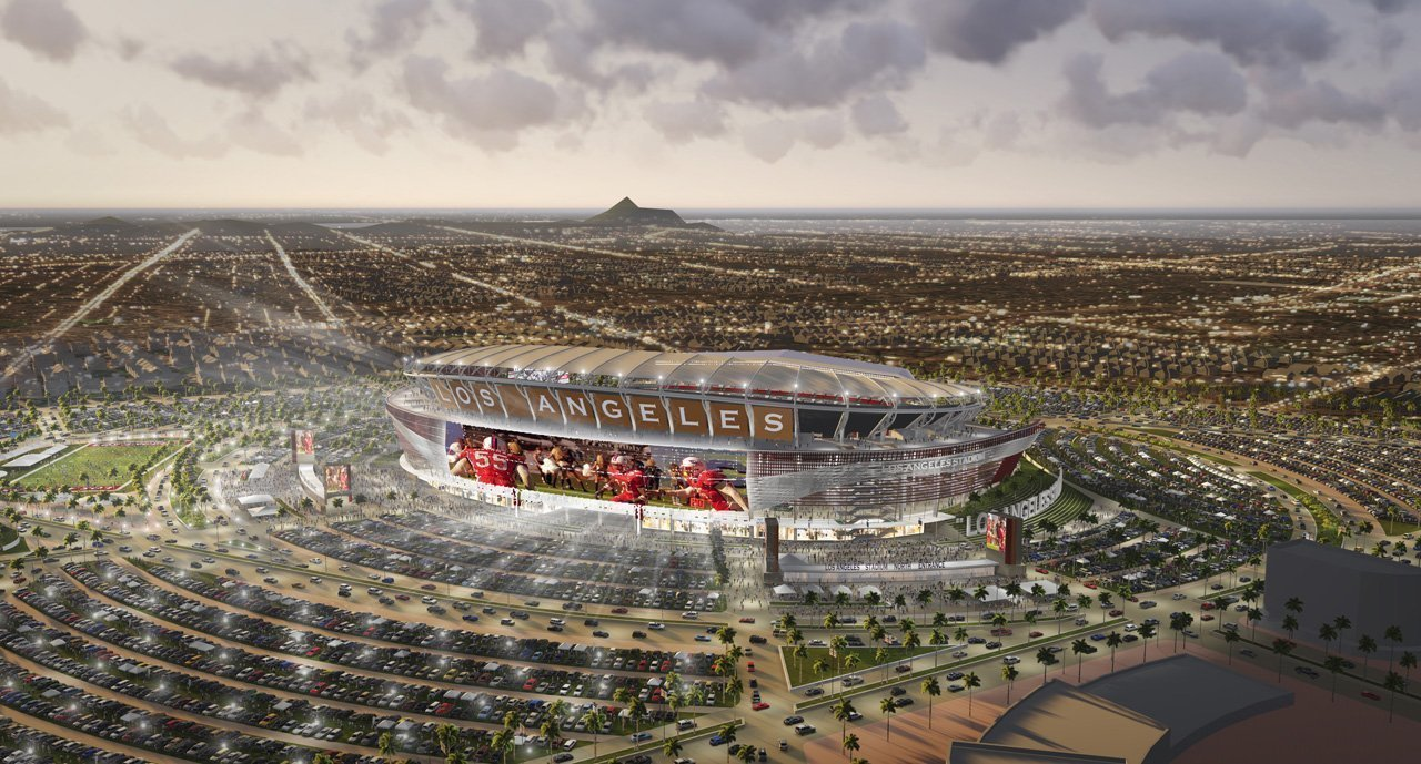 Chargers Join With Raiders On L A Plan The San Diego