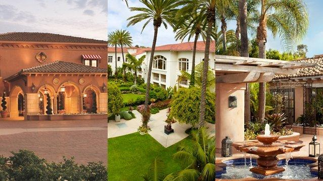 san diego countys grand del mar park hyatt aviara and rancho valencia are among an - San Diego Luxury Hotels And Resorts