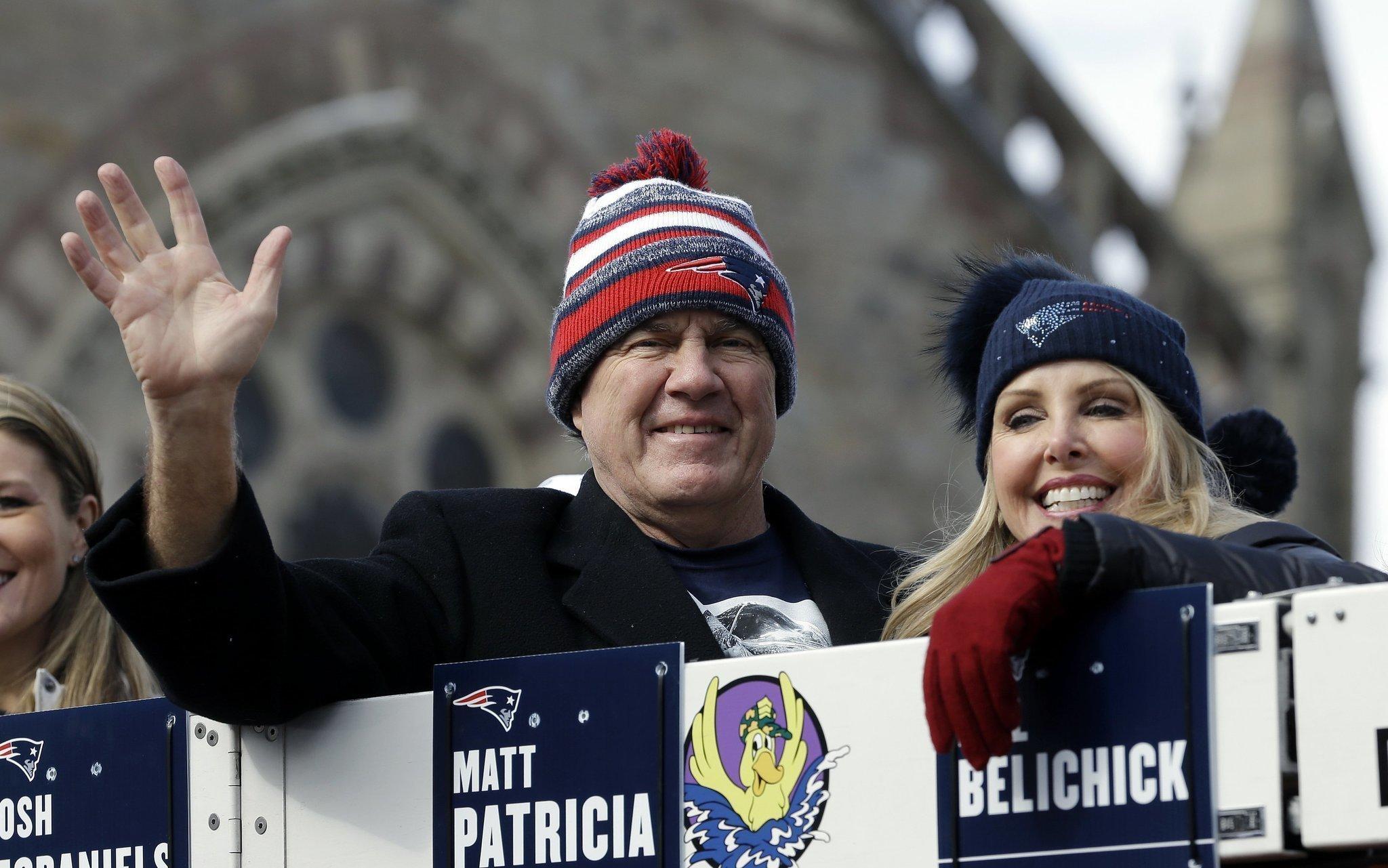 Cheating Will Follow New England Patriots Coach Bill