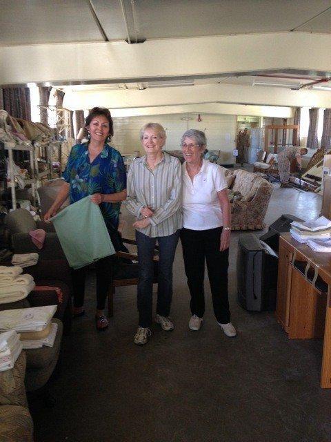 Rotary Club Of Camp Pendleton Runs Warrior Warehouse The