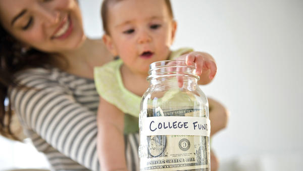 How to calculate the 'magic number' for college savings