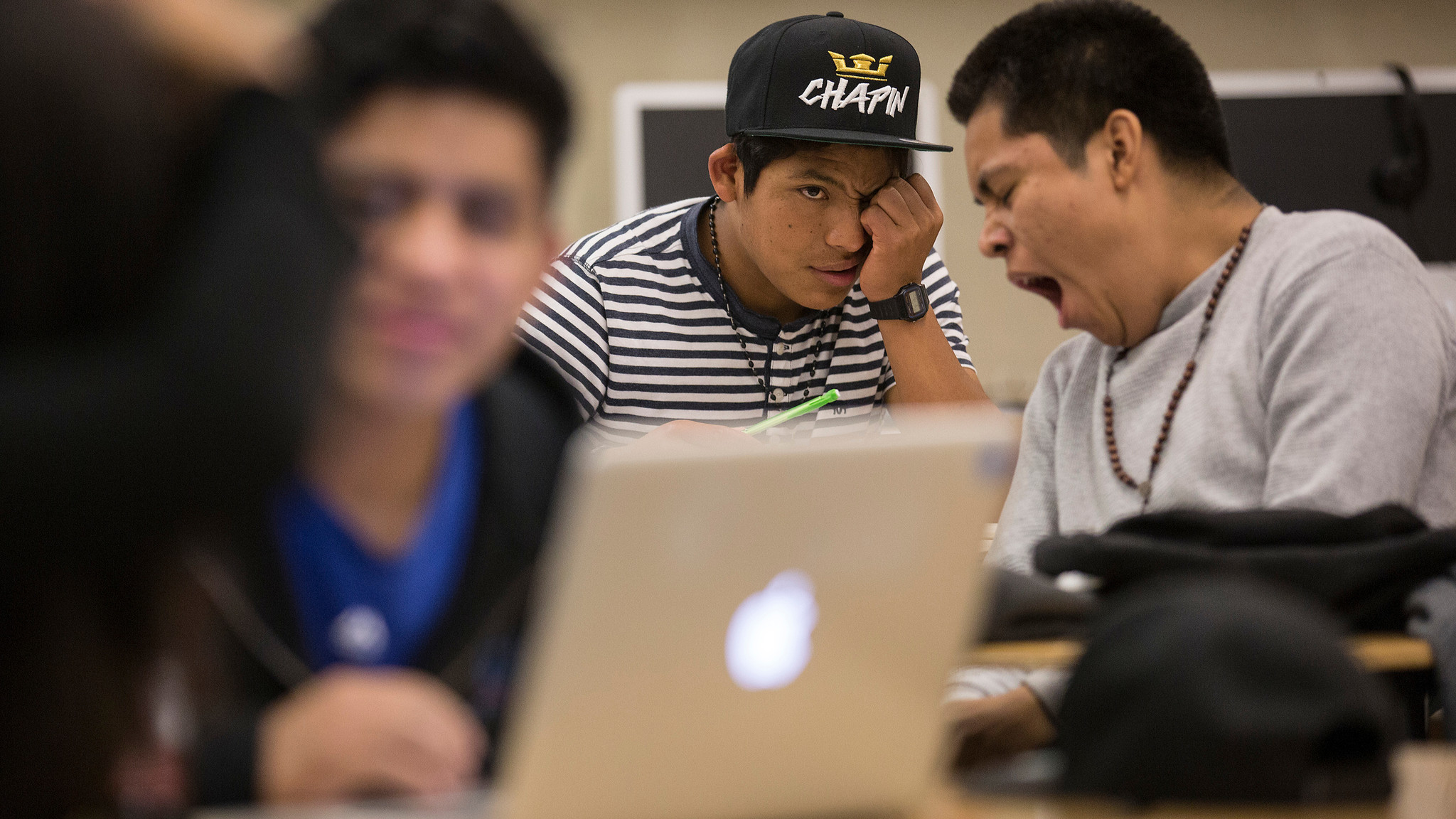 immigrant teen gaspar marcos got thousands of dollars in donations immigrant teen gaspar marcos got thousands of dollars in donations but he still takes the bus la times
