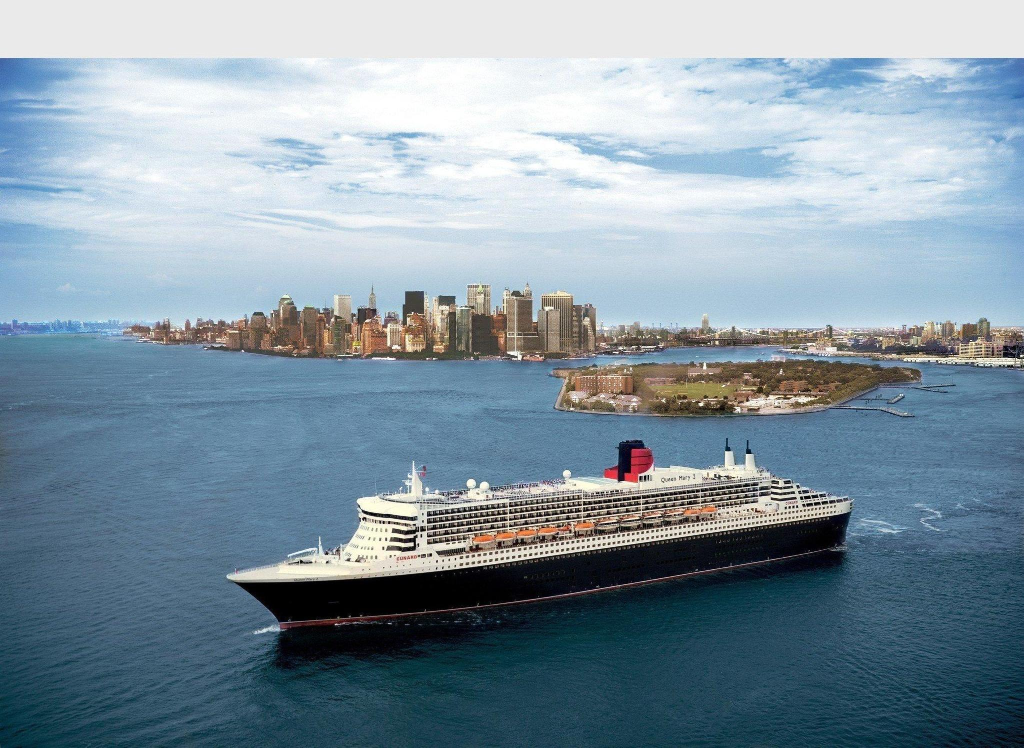 review queen mary 2 remastered takes great and makes it better orlando sentinel. Black Bedroom Furniture Sets. Home Design Ideas