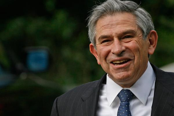 Paul Wolfowitz (Chip Somodevilla / Getty Images)