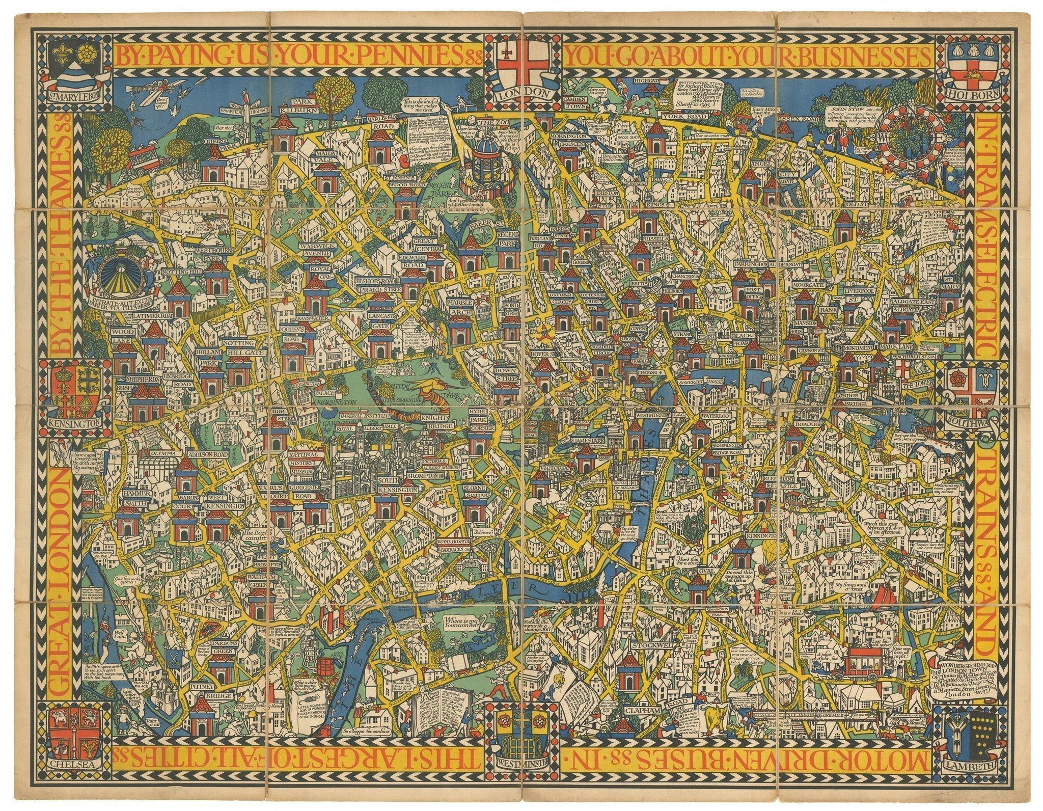 'Art meets Maps' at La Jolla Map Museum's new exhibit