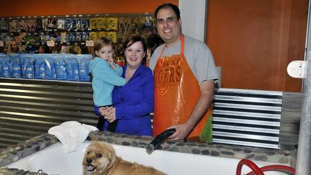 Dirty dogs grand opening held in solana beach del mar times dirty dogs grand opening in solana beach solutioingenieria Choice Image