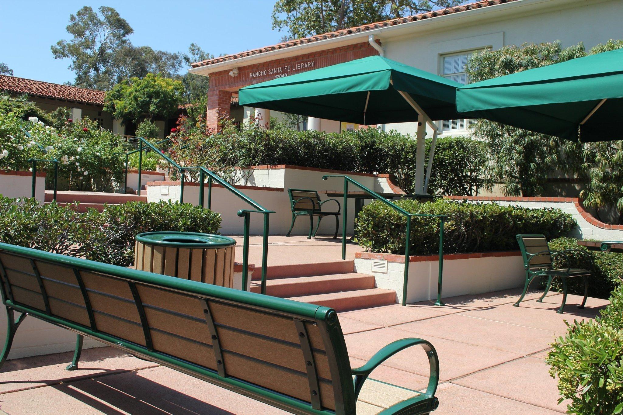 Rancho Santa Fe Library turns new page with Nan Werner