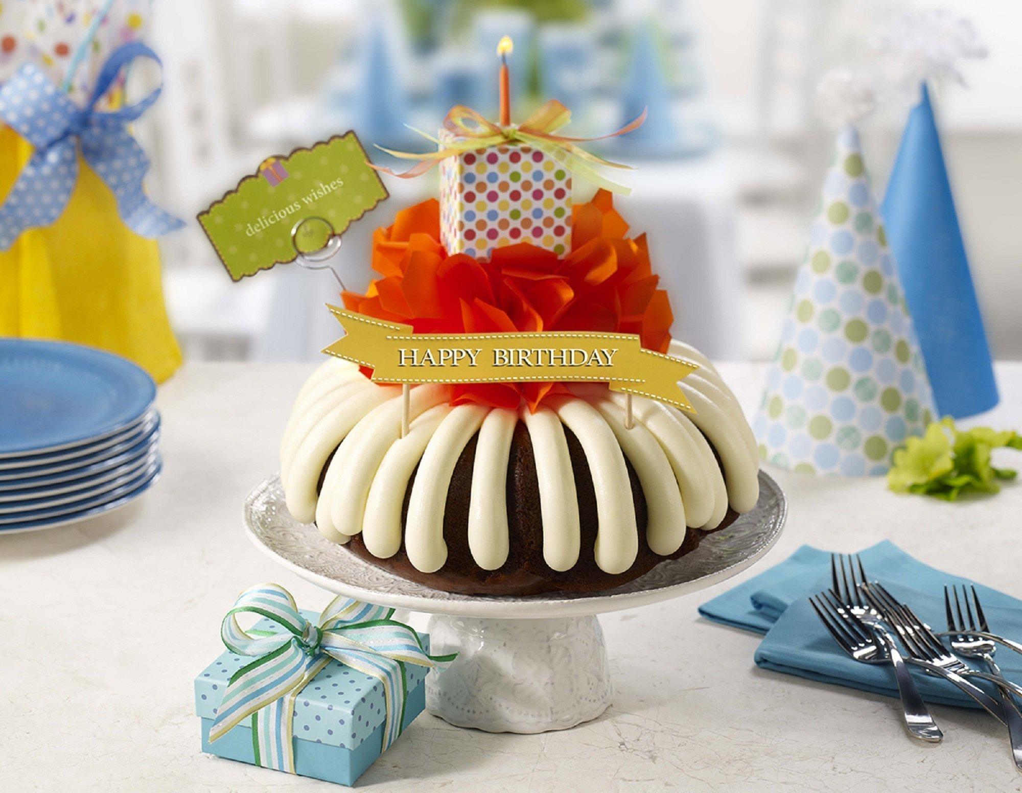 Mara Fortin Nothing Bundt Cakes
