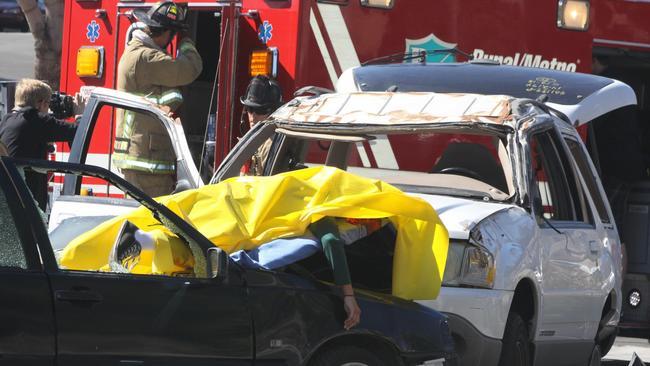 Bishop\'s School stages drunk-driving reenactment - La Jolla Light